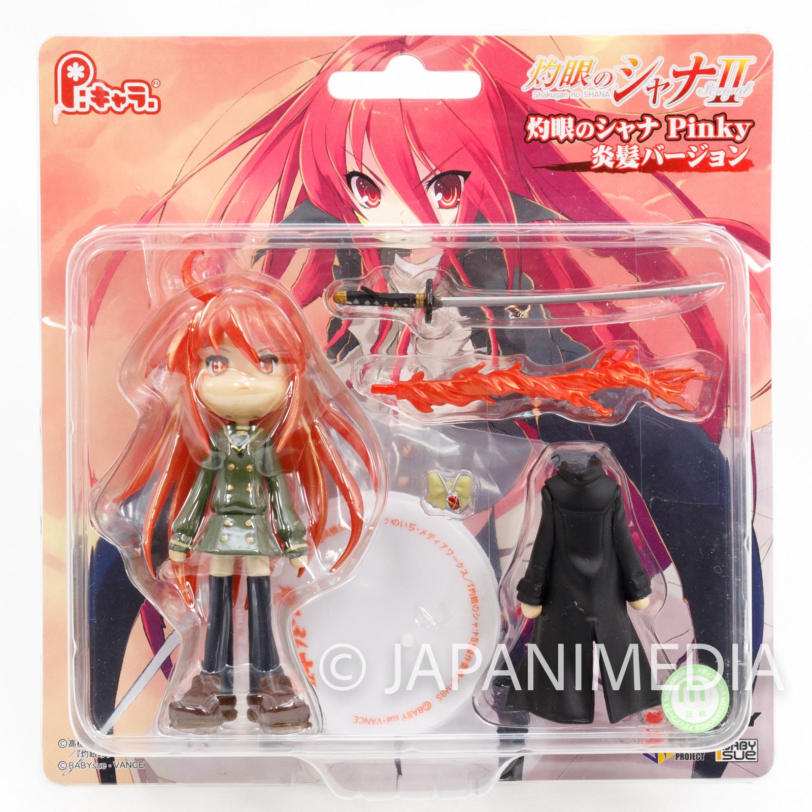 Shakugan no Shana Figure Pinky Street P : Chara JAPAN ANIME