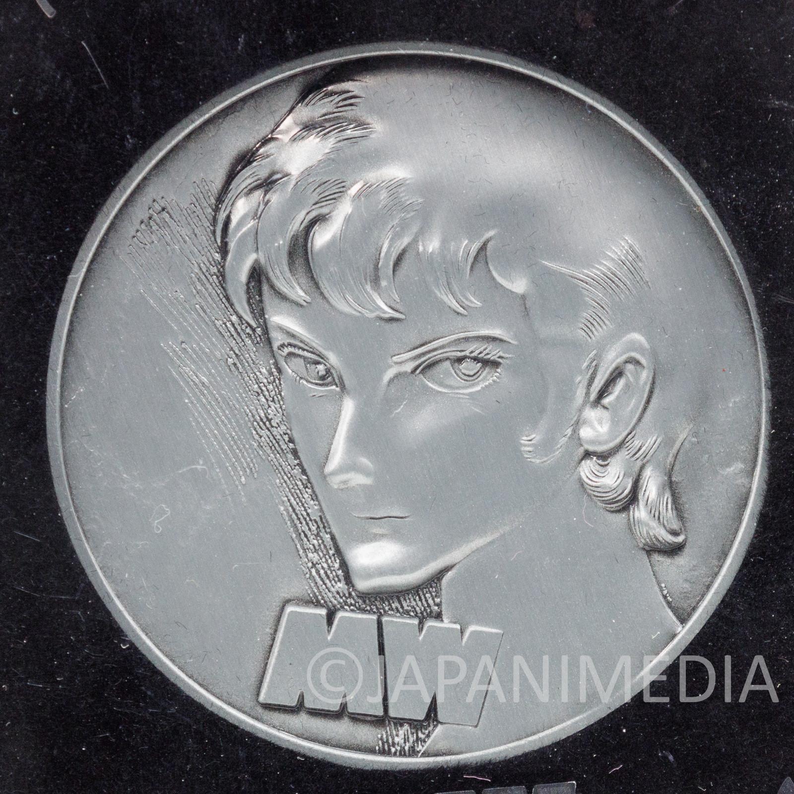 MW Memorial Medal Tezucomi Osamu Tezuka JAPAN ANIME MANGA