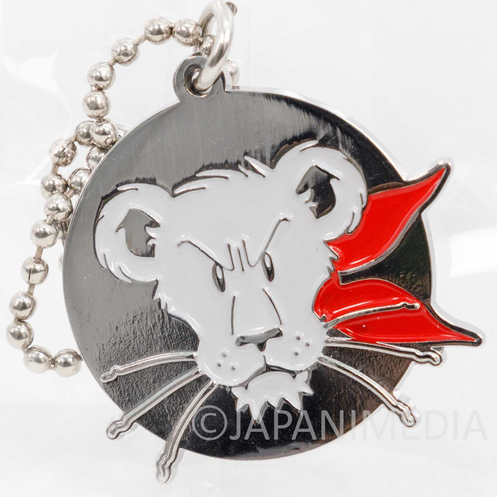 Nadia The Secret of Blue Water King Lion Metal Charm GAINAX JAPAN