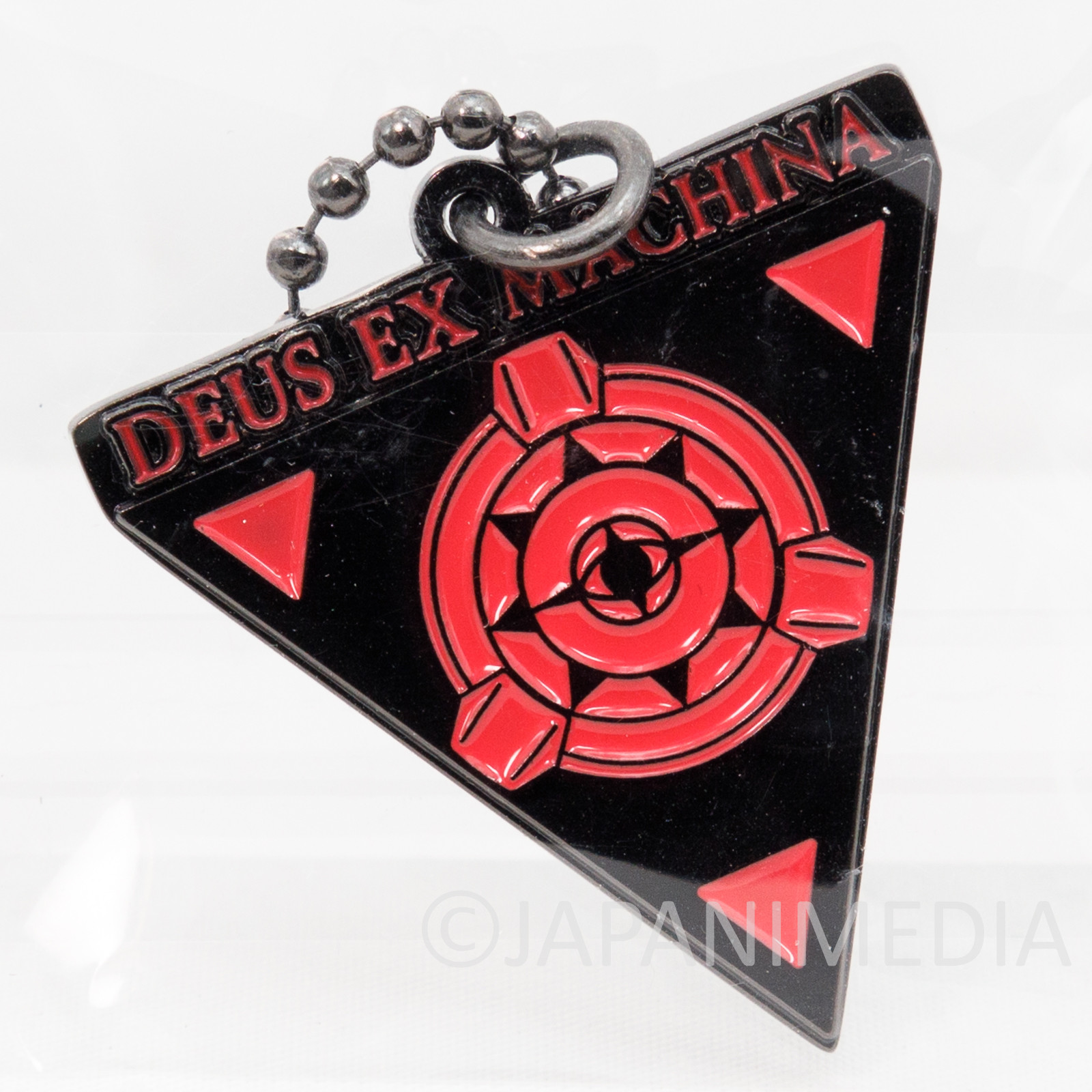 Nadia The Secret of Blue Water Deus Ex Machina Metal Charm GAINAX JAPAN