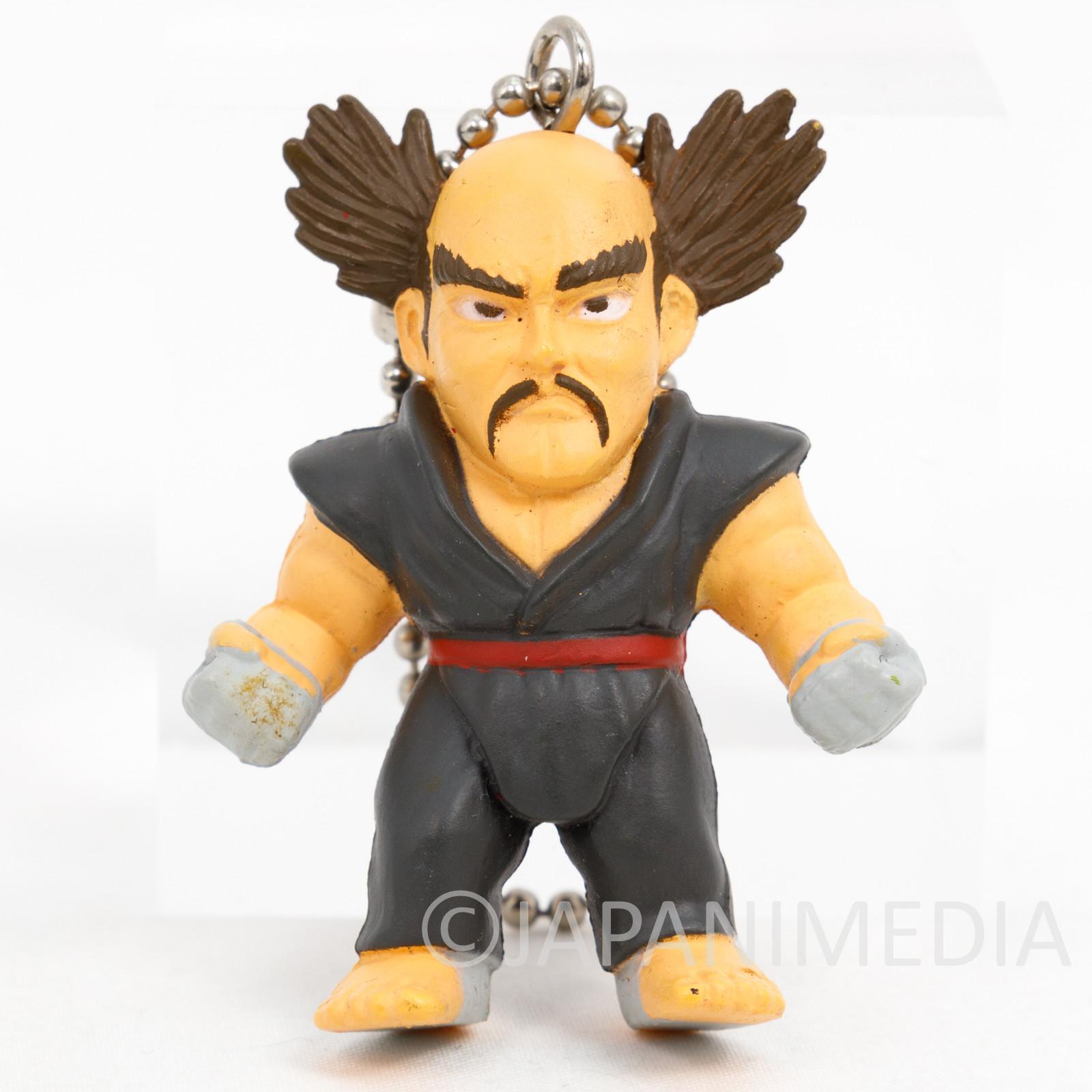 Tekken Heihachi Mishima Figure Ballchain Namco JAPAN GAME 2