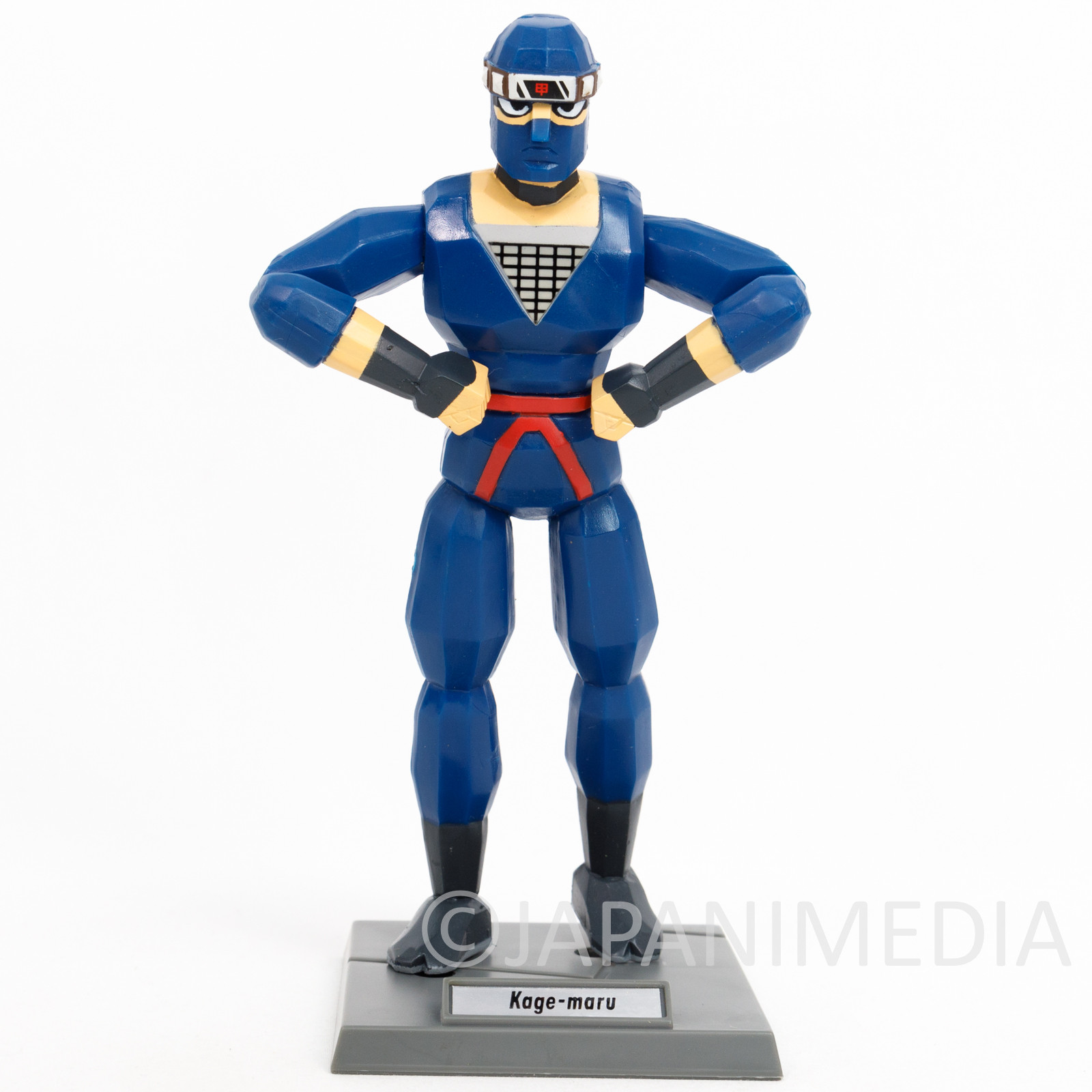 Retro! Virtua Fighter Kagemaru Figure SEGA 1995 JAPAN