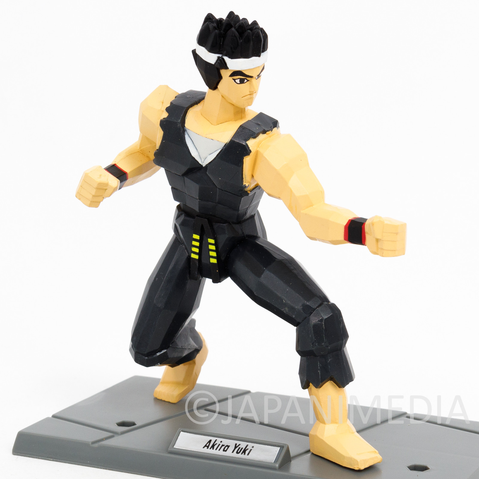 Retro! Virtua Fighter Akira Yuki Figure SEGA 1995 JAPAN