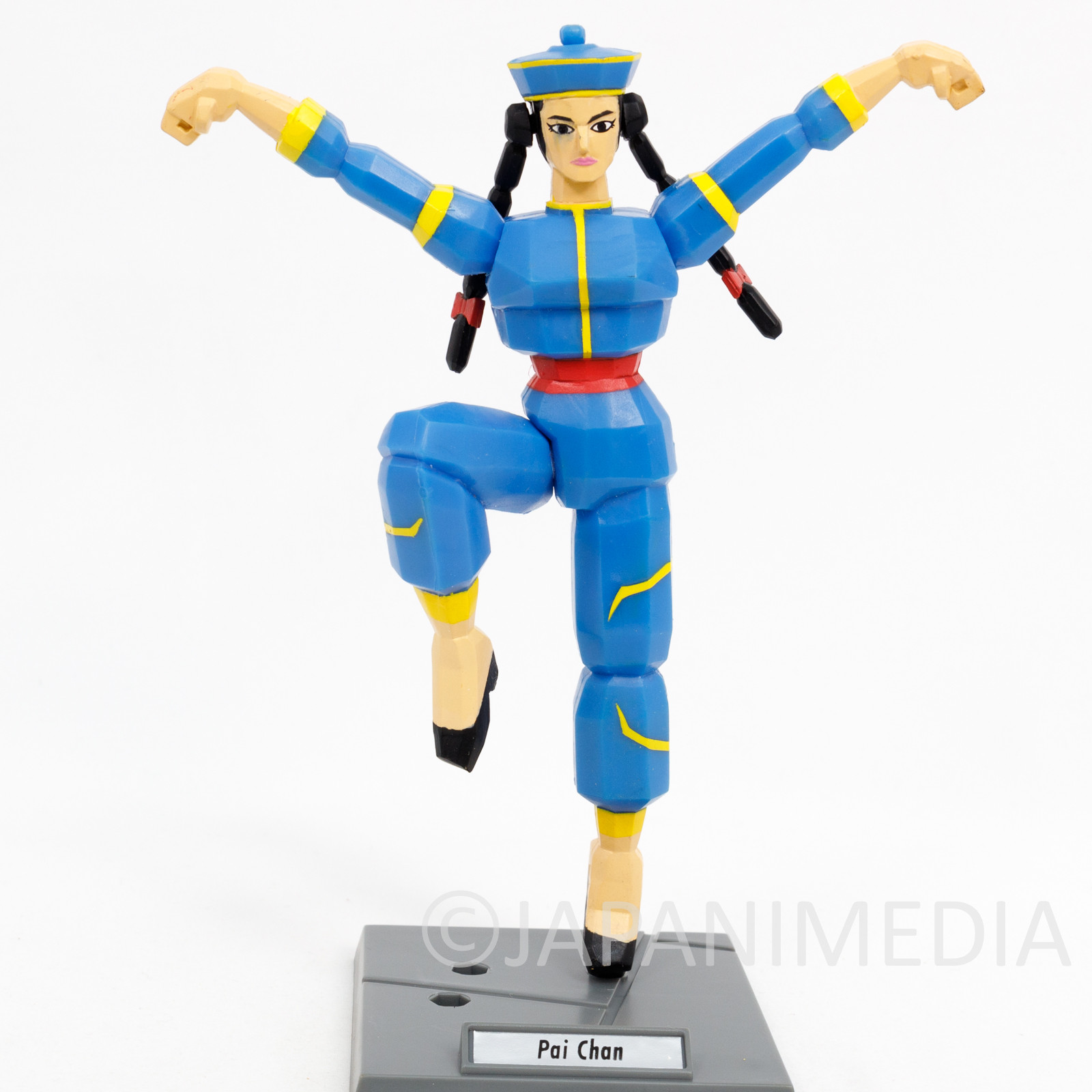 Retro! Virtua Fighter Pai Chan Figure SEGA 1995 JAPAN