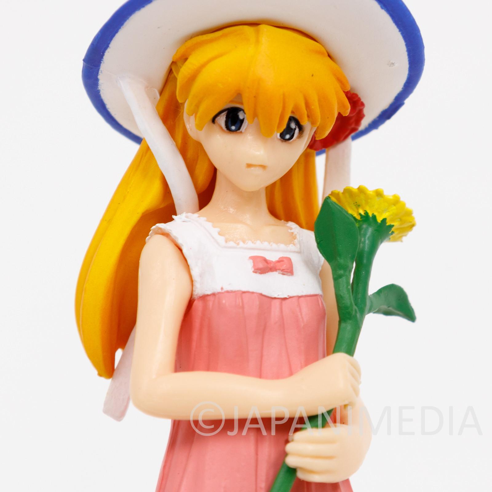 Evangelion Asuka Langley Girlhood Small Figure BANDAI JAPAN ANIME