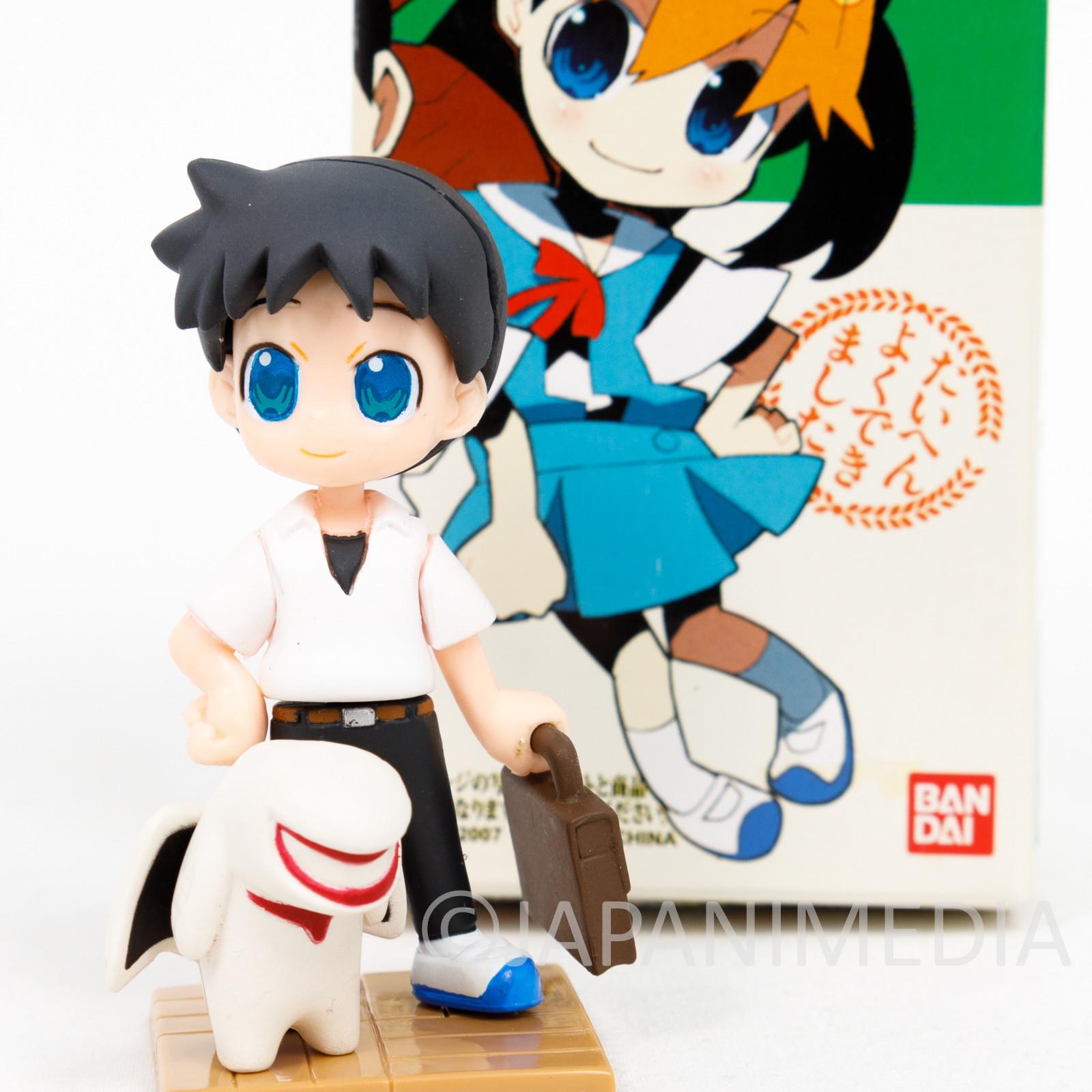 Evangelion Shinji Ikari Figure Petit Eva Series JAPAN ANIME MANGA