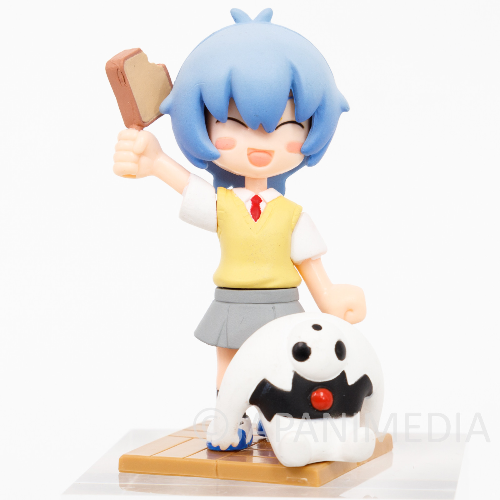 Evangelion Rei Ayanami Smile Figure Petit Eva Series JAPAN ANIME