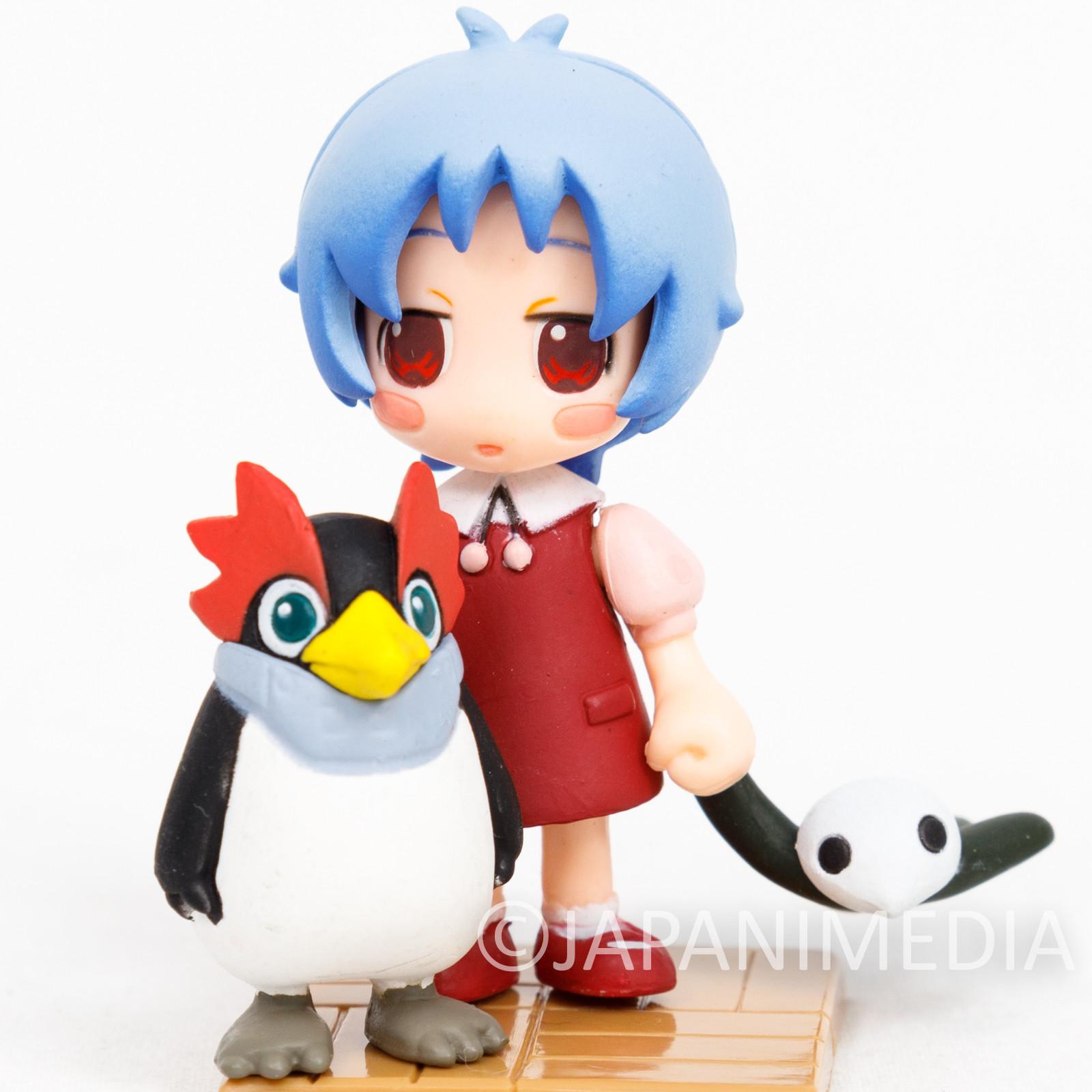 Evangelion Rei Ayanami Childhood Figure Petit Eva Series JAPAN ANIME