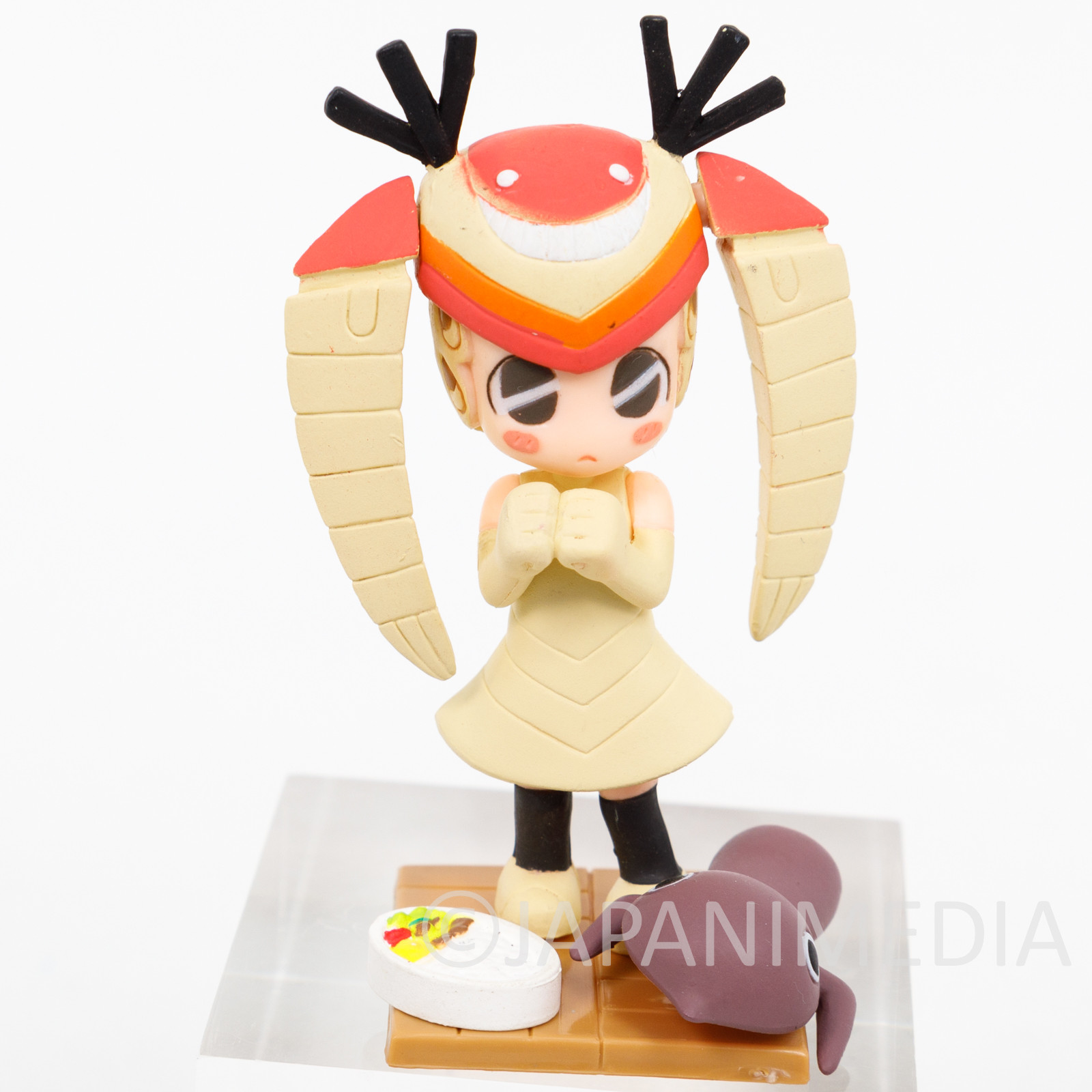 Evangelion Jet Alone Anthropomorphic Figure Petit Eva Series JAPAN ANIME