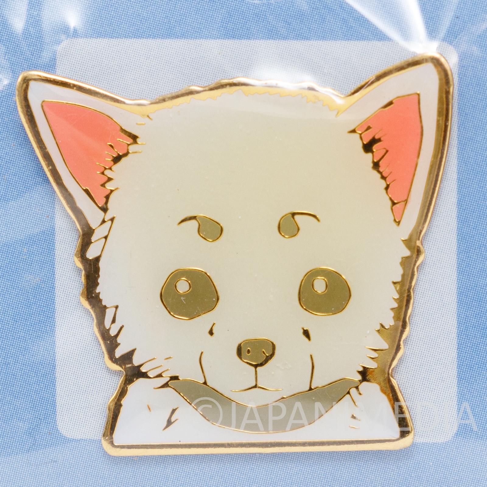 Gintama Sadaharu Metal Pins JAPAN ANIME WEEKLY JUMP