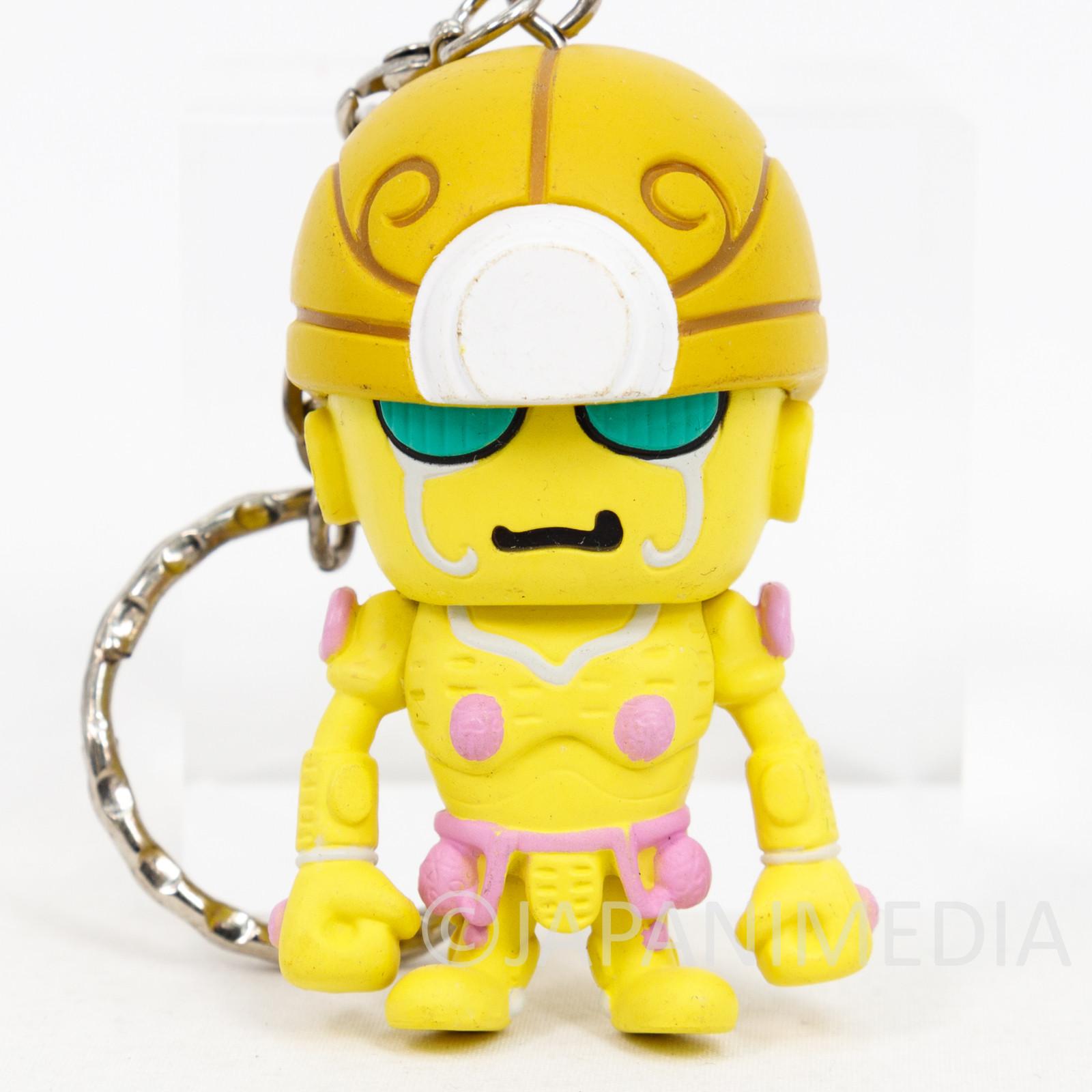 JoJo's Bizarre Adventure x Panson Works Gold Experience Figure Keychain