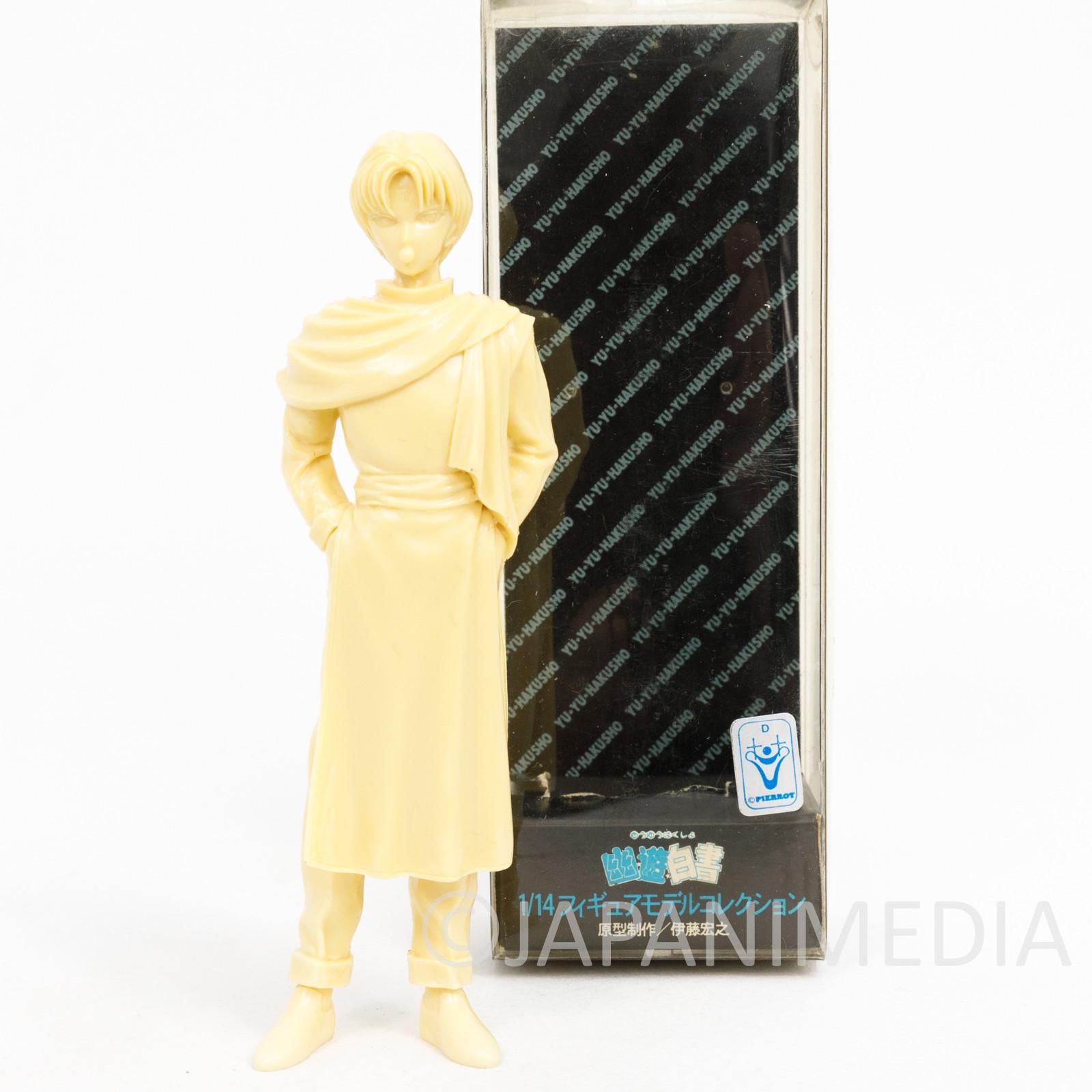 (JUNK ITEM) Yu Yu Hakusho Koenma 1/14 Scale Model Kit Movic JAPAN