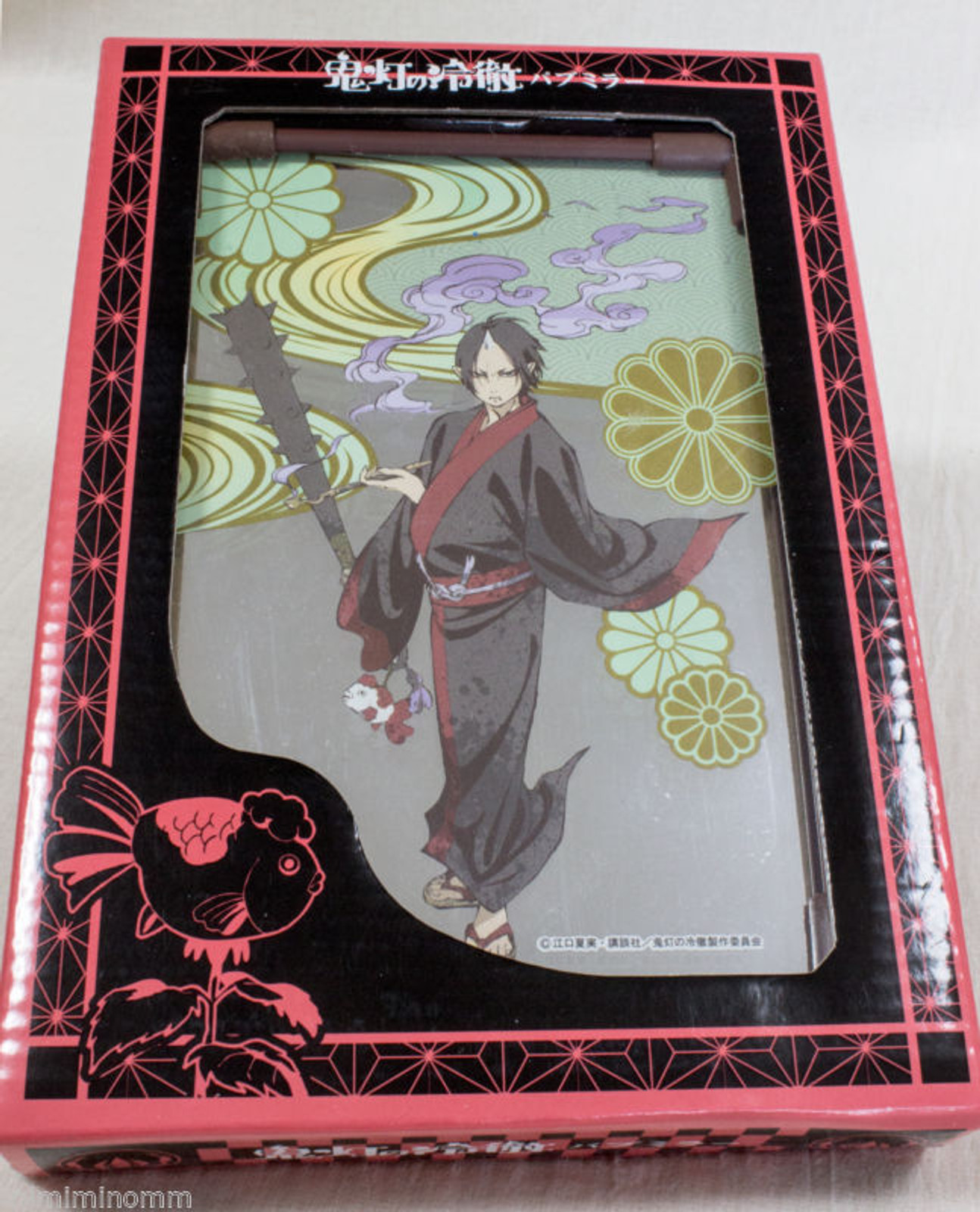 Hozuki no Reitetsu Picture Art Mirror JAPAN ANIME MANGA