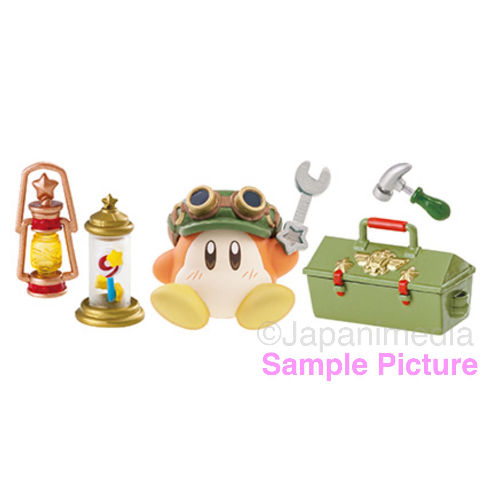 Kirby Super Star Dreamy Gear Mini Figure #2 Waddle Dee ver. NINTNEDO
