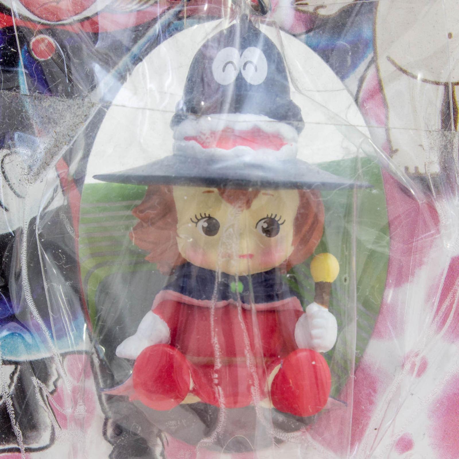 Dororon Enma-Kun Rose O'neill Kewpie Kewsion Figure Strap JAPAN ANIME