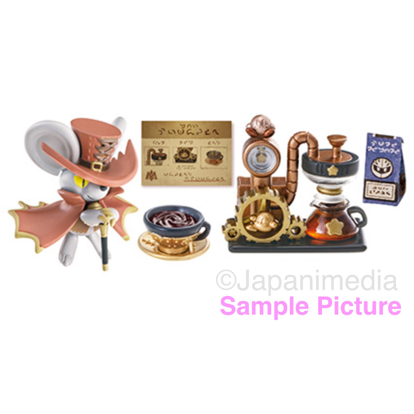 Kirby Super Star Dreamy Gear Mini Figure #5 Daroach ver. NINTNEDO