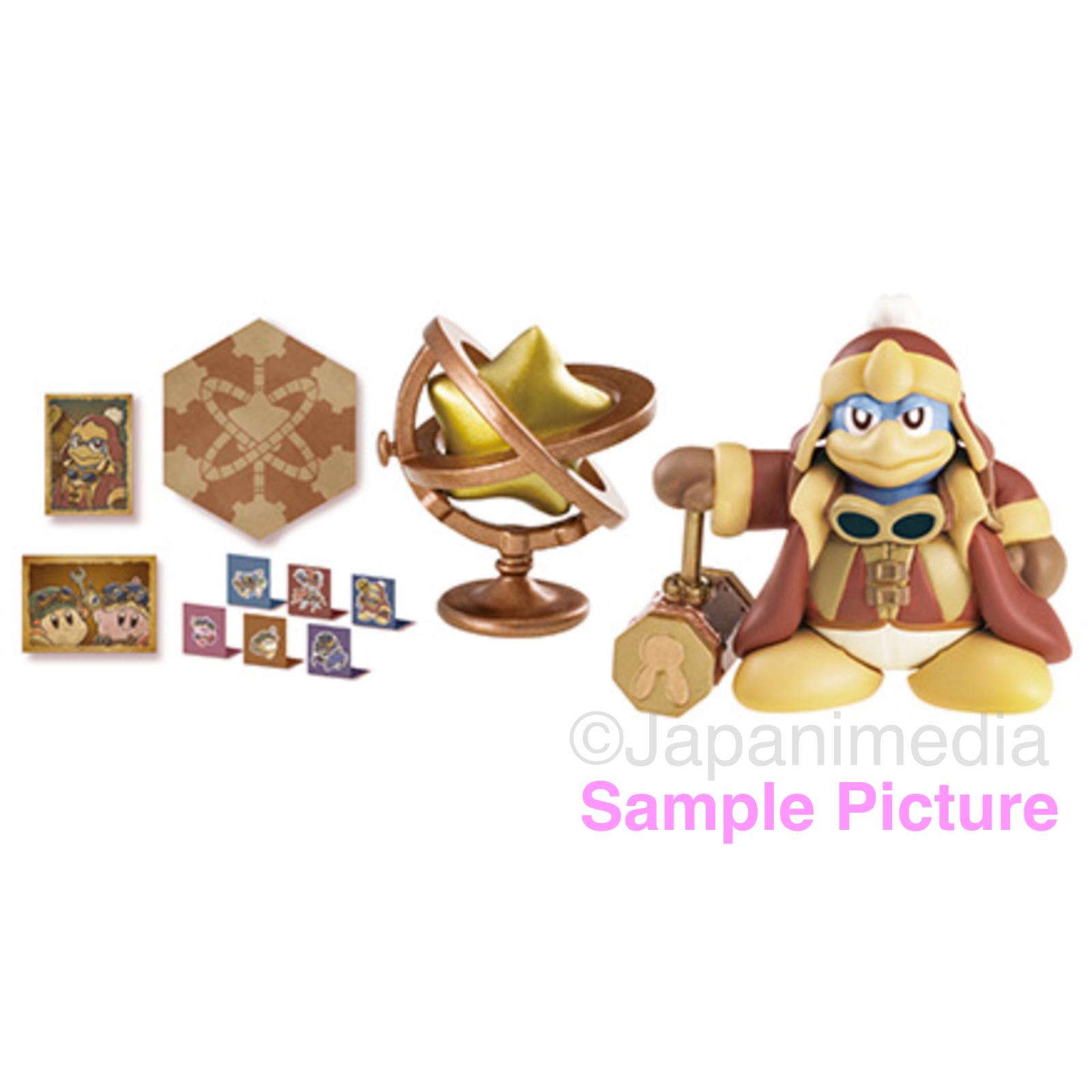 Kirby Super Star Dreamy Gear Mini Figure #6 King Dedede ver. NINTNEDO
