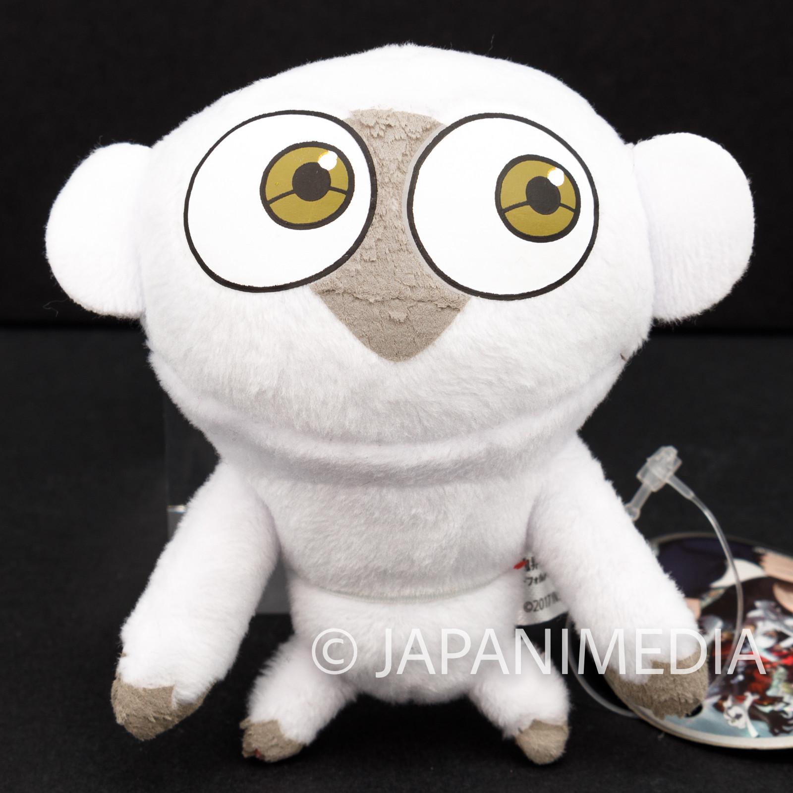 Blood Blockade Battlefront Sonic Plush Doll JAPAN ANIME 2