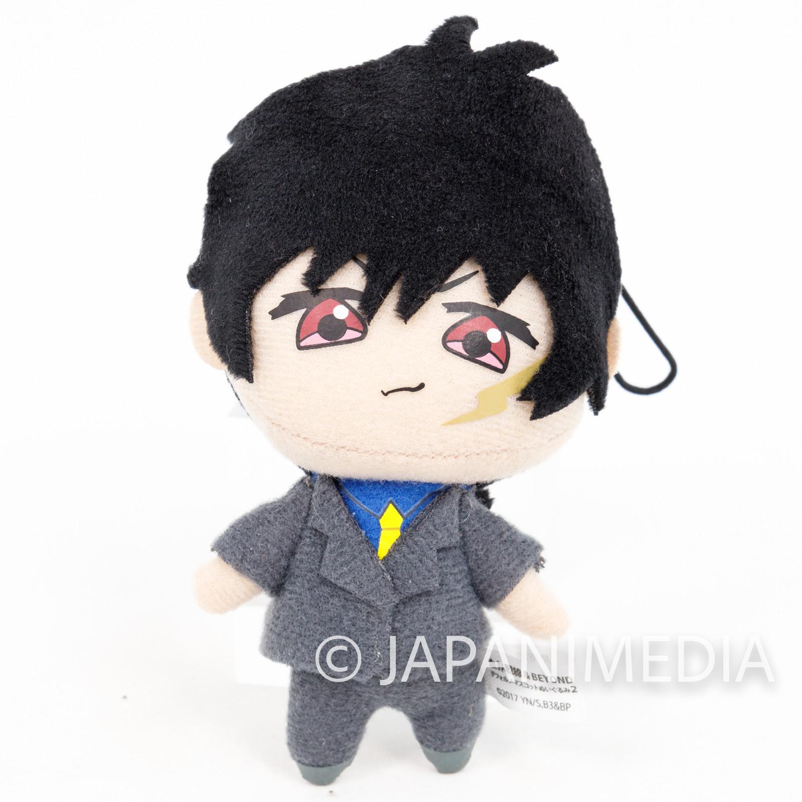 Blood Blockade Battlefront Steven A. Starphase Plush Doll JAPAN ANIME