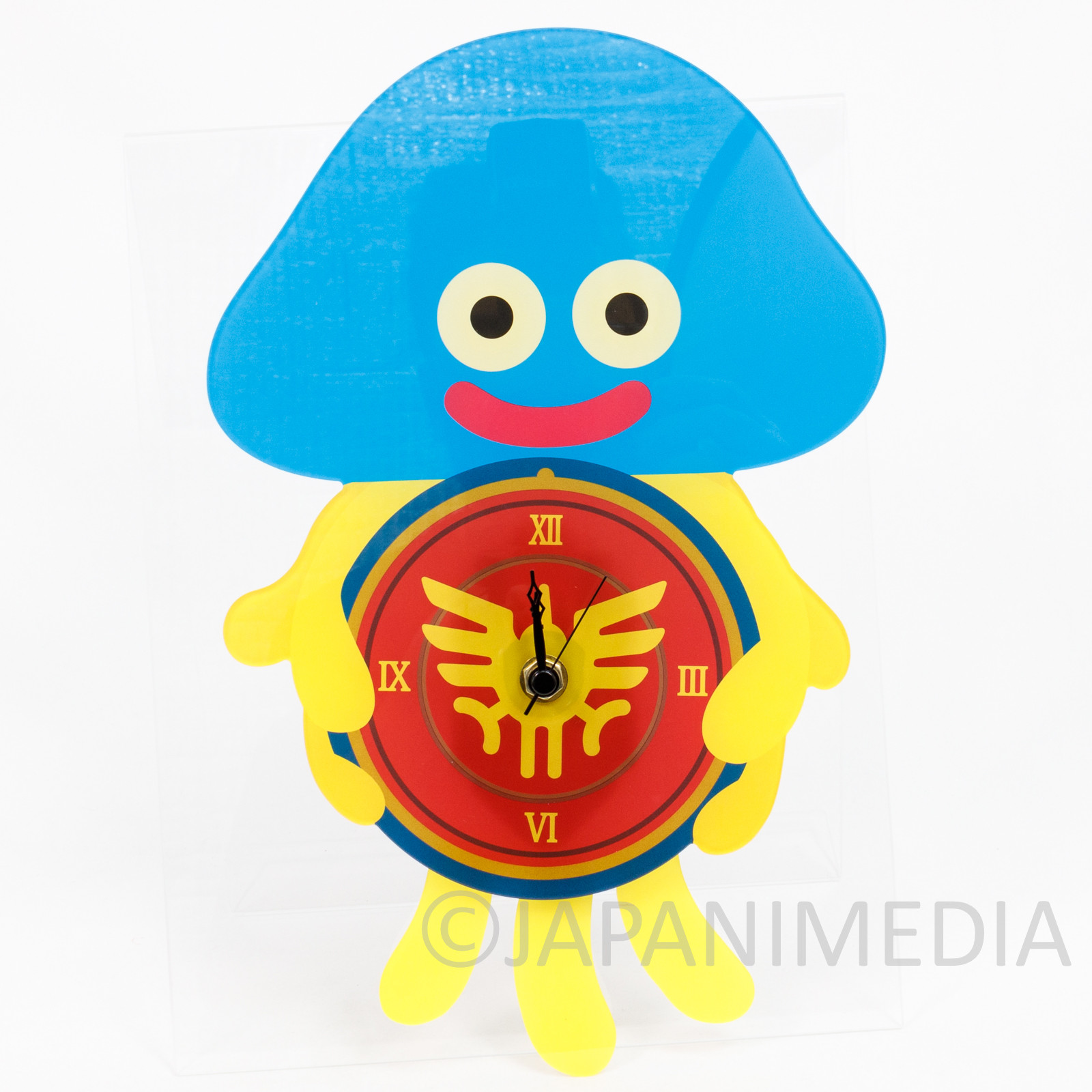 Dragon Quest Monster Heal Slime Wall Clock JAPAN GAME WARRIOR
