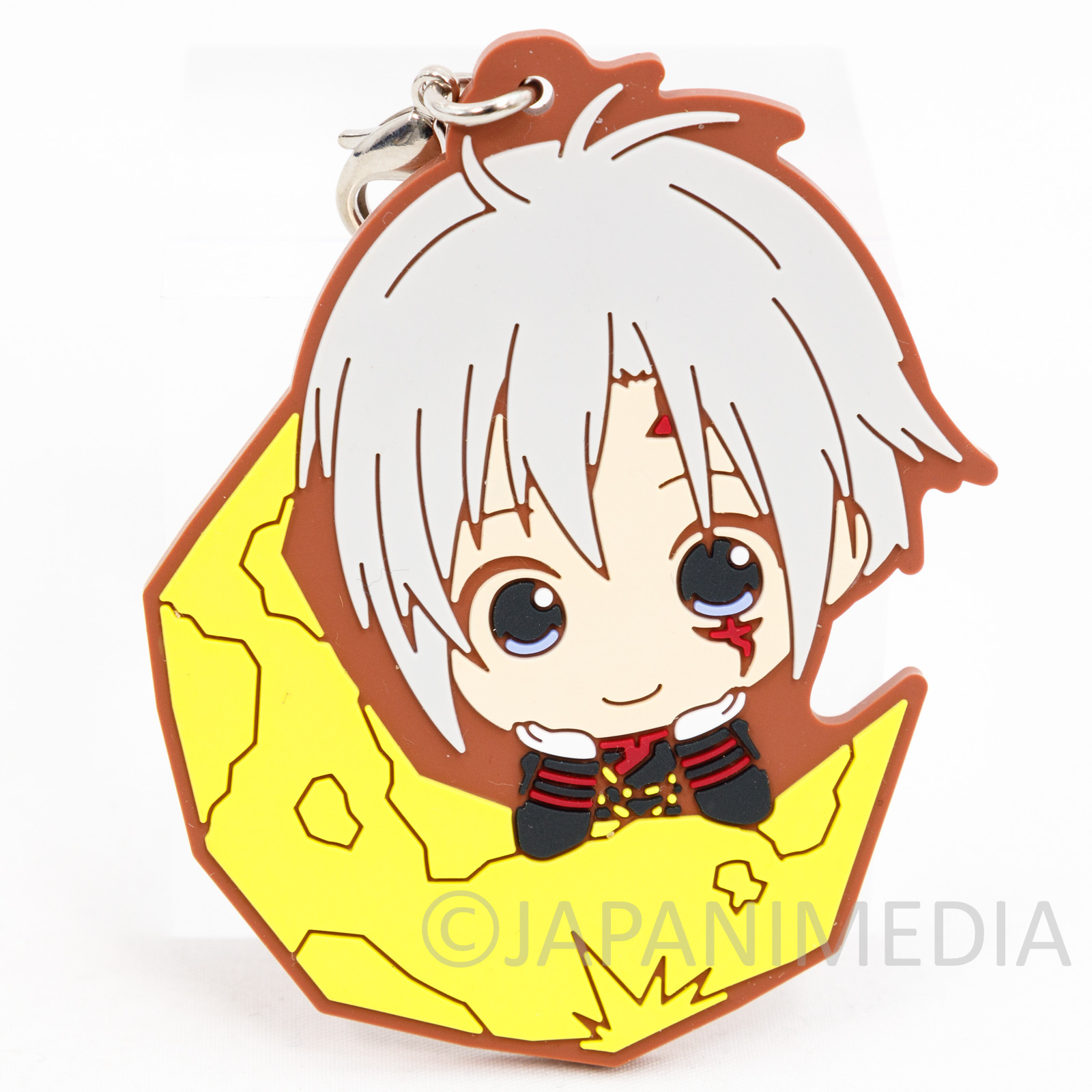 D.Gray-Man Hallow Allen Walker Rubber Mascot Charm Shonen Jump JAPAN ANIME