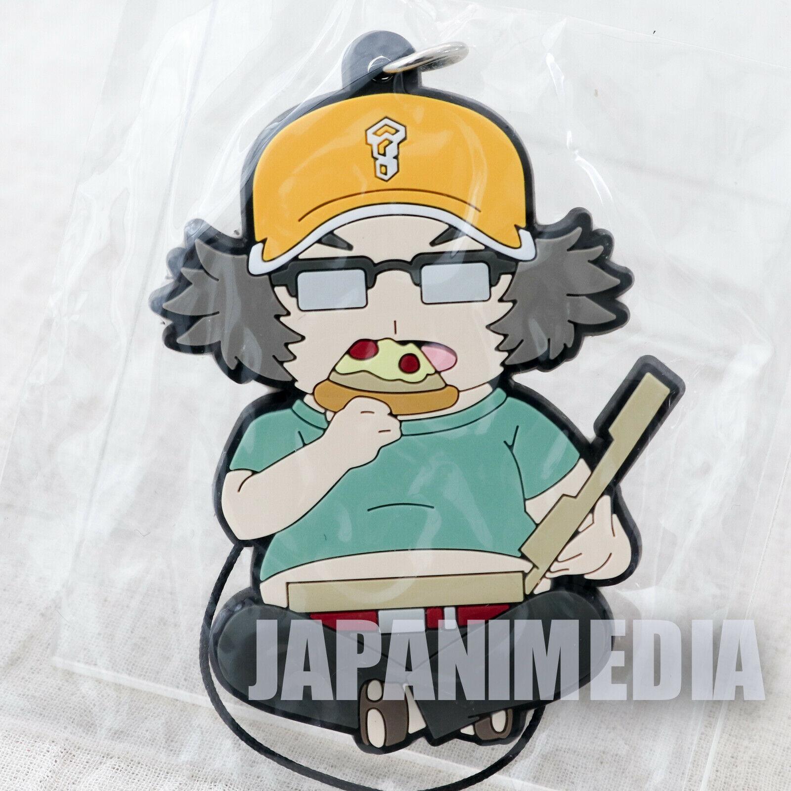 Steins ; Gate Daru Itaru Hashida Mascot Rubber Strap JAPAN ANIME 3