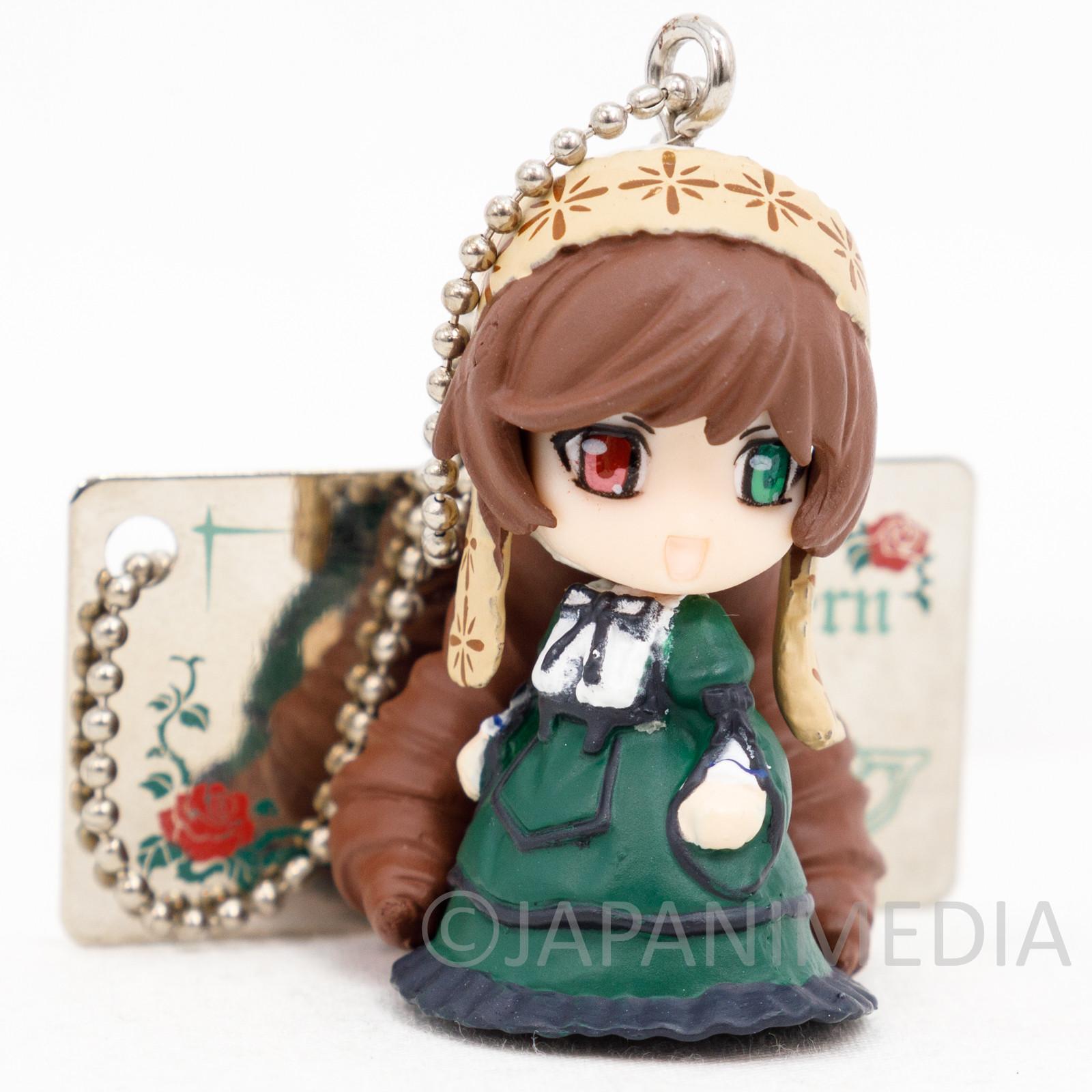 Rozen Maiden Suiseiseki Mascot Figure Ballchain Yujin JAPAN ANIME