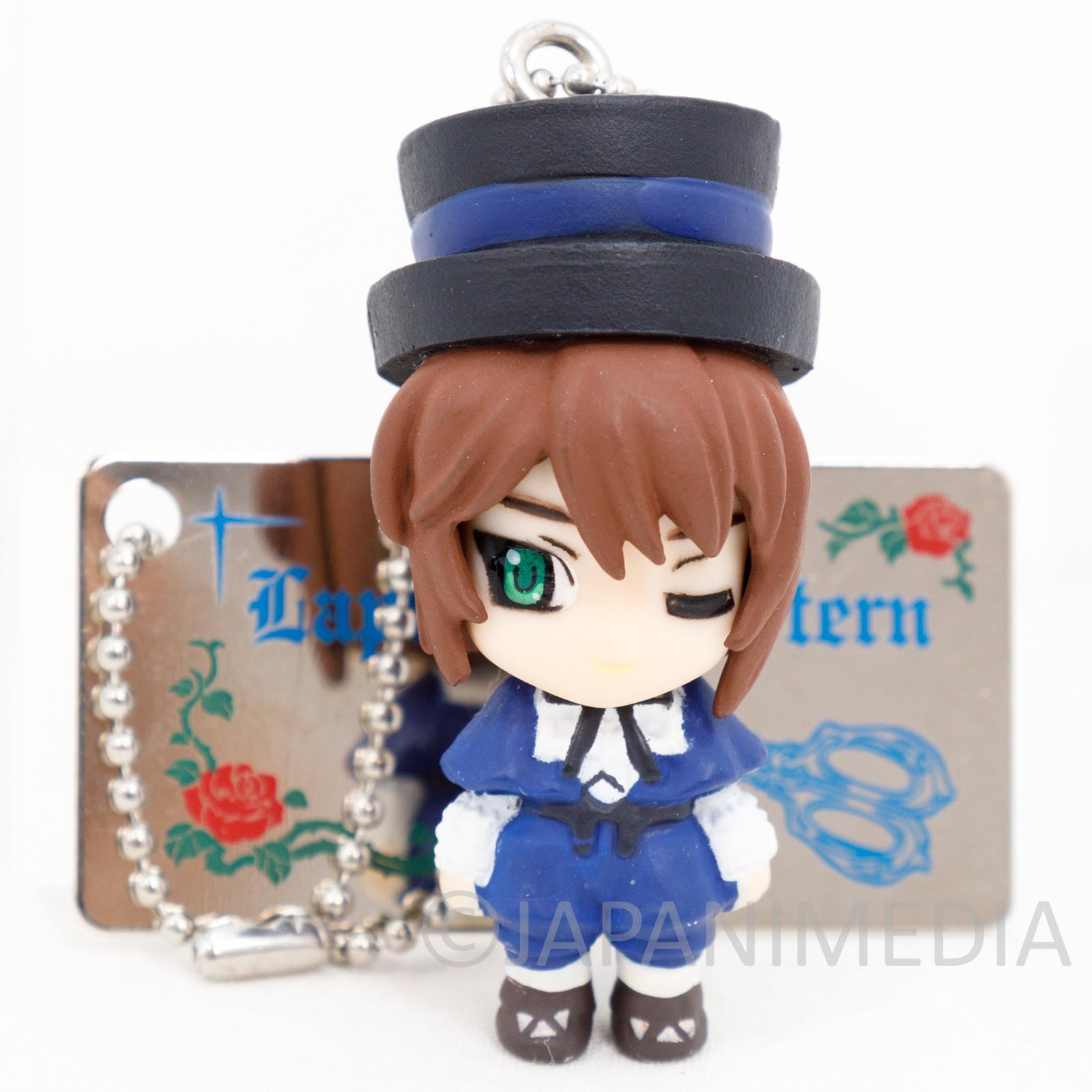 Rozen Maiden Souseiseki Mascot Figure Ballchain Yujin JAPAN ANIME