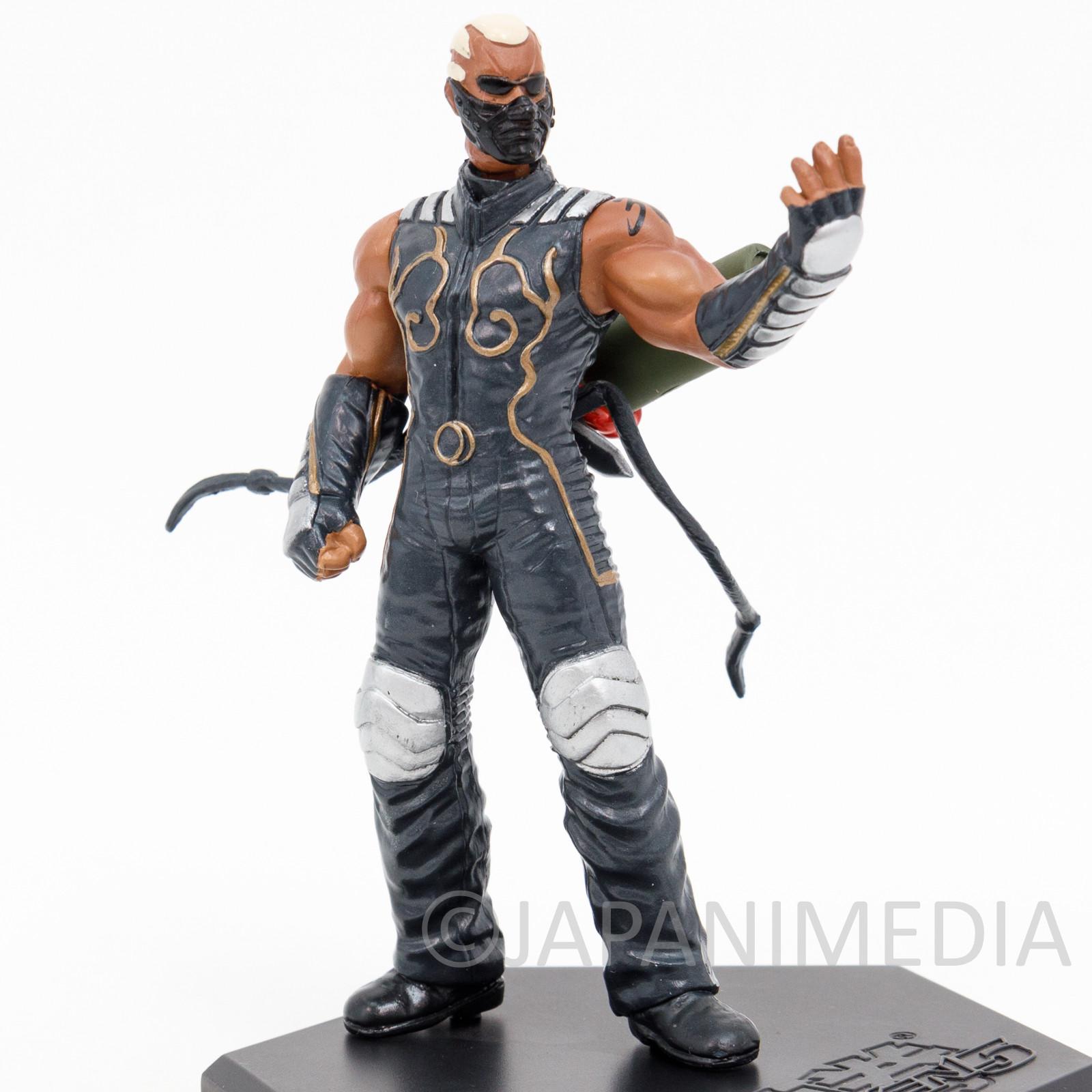 """Tekken Raven Figure 4"""" JAPAN GAME Namco"""