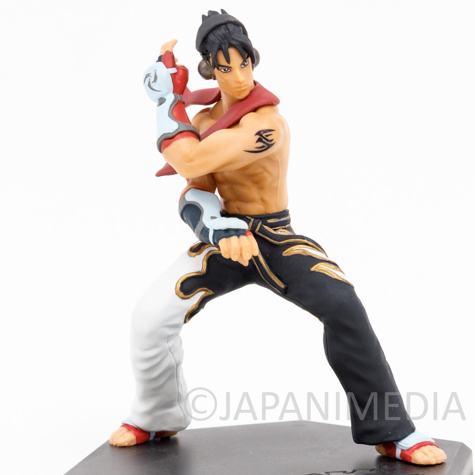 """Tekken Jin Kazama Figure 3.5"""" JAPAN GAME Namco"""
