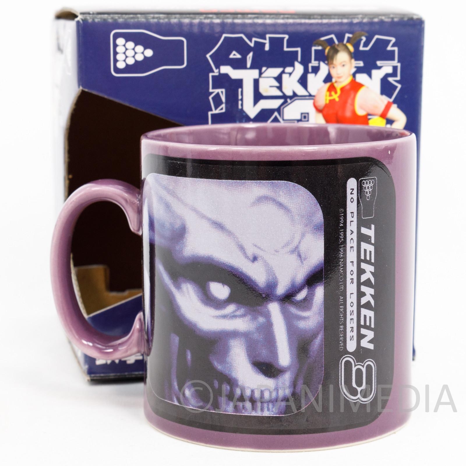 Tekken 3 Yoshimitsu Mug Namco JAPAN GAME