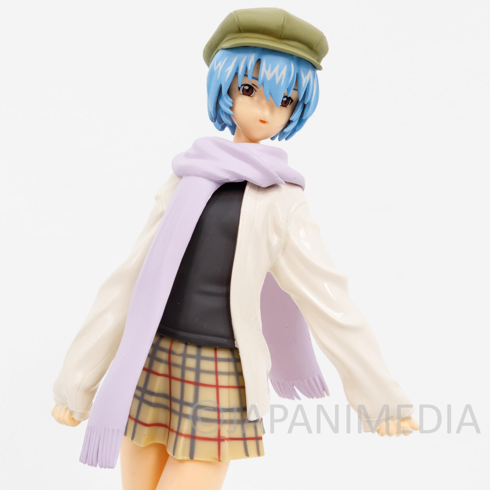 Evangelion Rei Ayanami Casual Clothes Figure SEGA JAPAN ANIME MANGA