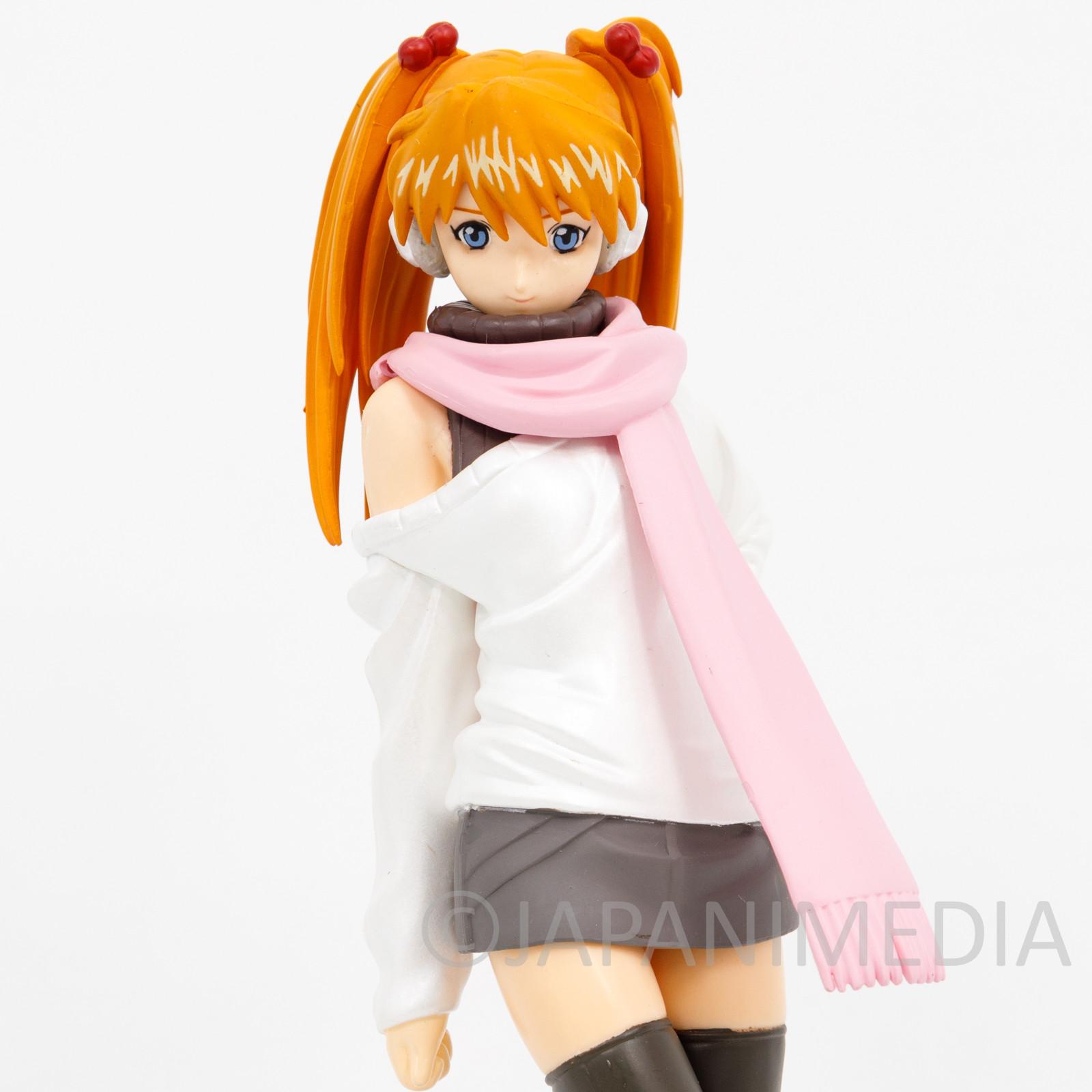 Evangelion Asuka Langley Casual Clothes Figure SEGA JAPAN ANIME MANGA