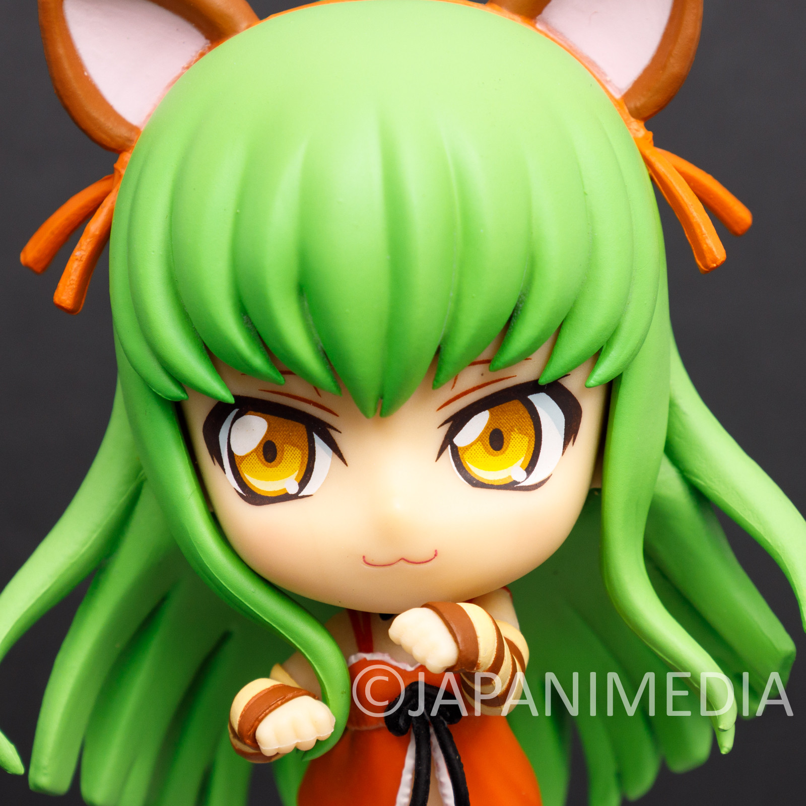 Code Geass R2 C.C. Kyun Chara Figure Wonderland Ver. Banpresto JAPAN ANIME MANGA