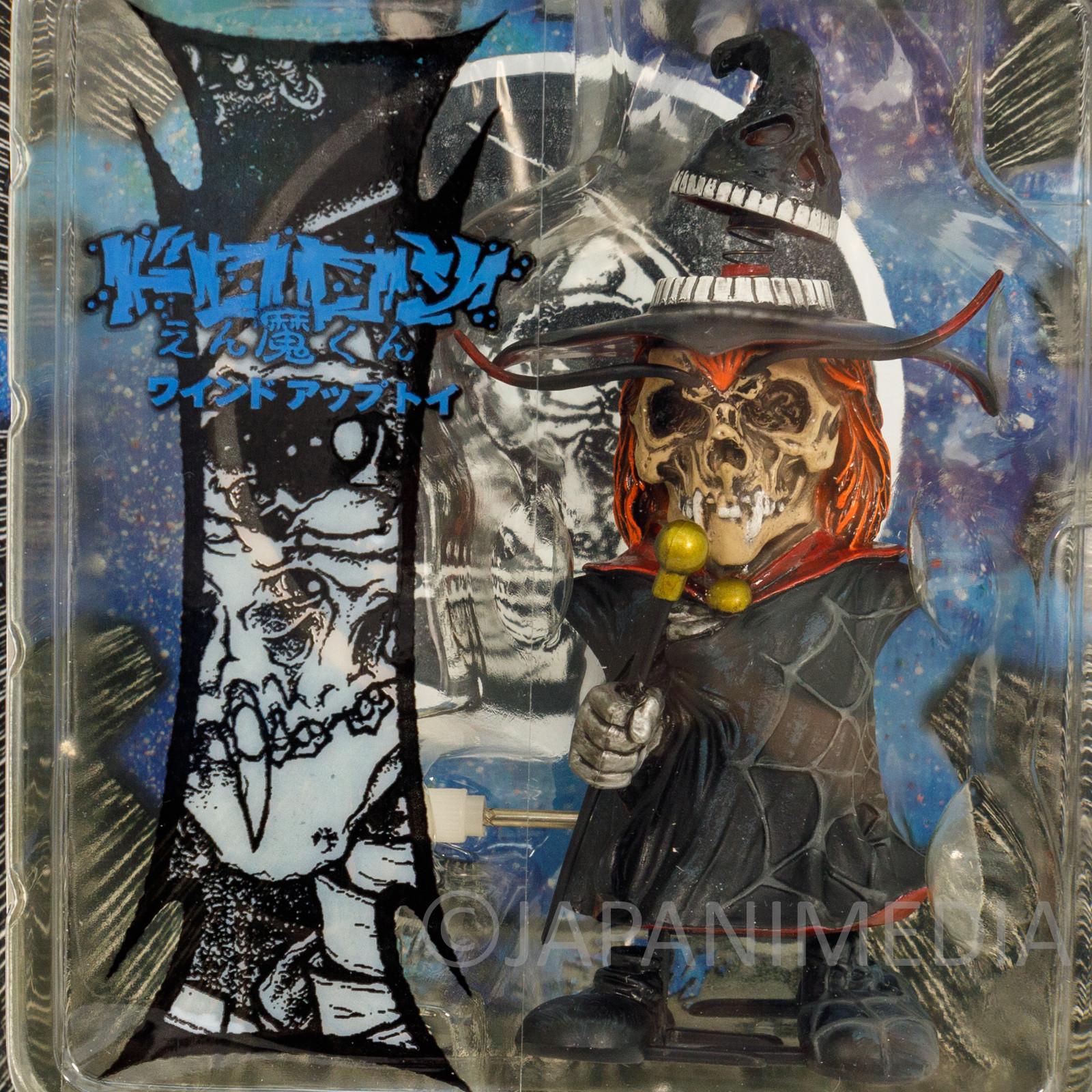 Mecha Terror Dororon Enma-kun Wind Up Toy Figure Pushead Fewture JAPAN NAGAI GO