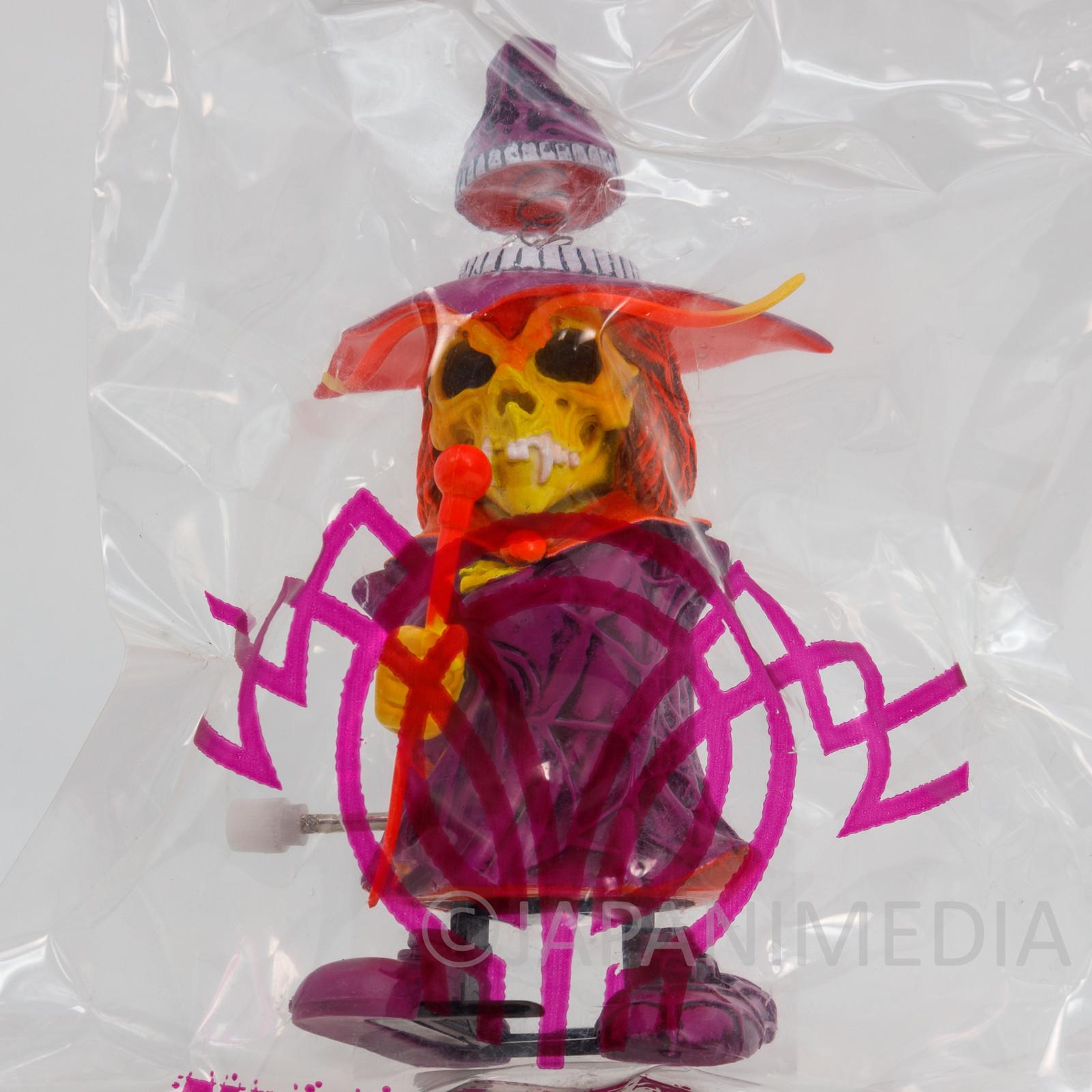 Mecha Terror Dororon Enma-kun Purple ver. Wind Up Toy Figure Pushead Fewture