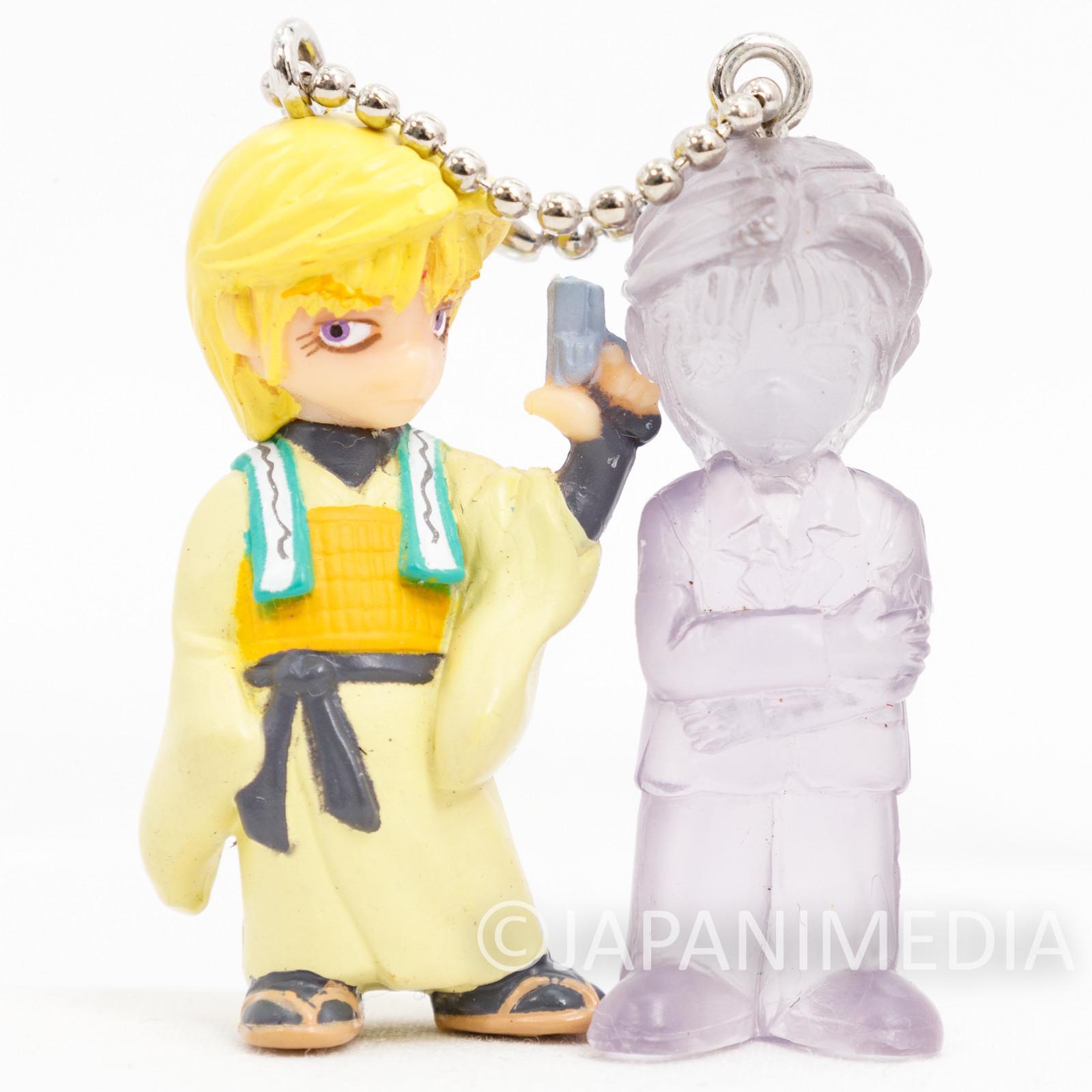 Gensomaden SAIYUKI Genjo Sanzo Mascot Figure Twin Keychain JAPAN ANIME MANGA 2