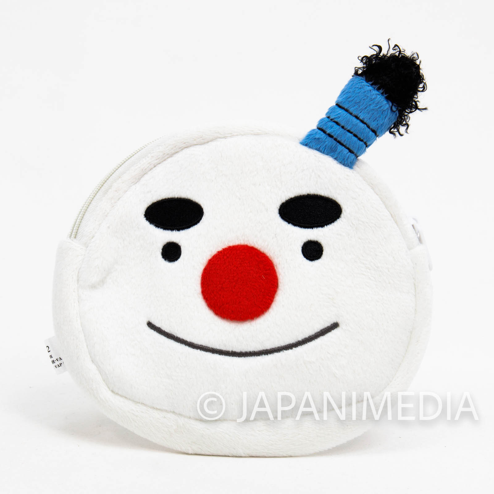 Chihayafuru Snowmaru Original Face Pouch bag JAPAN ANIME