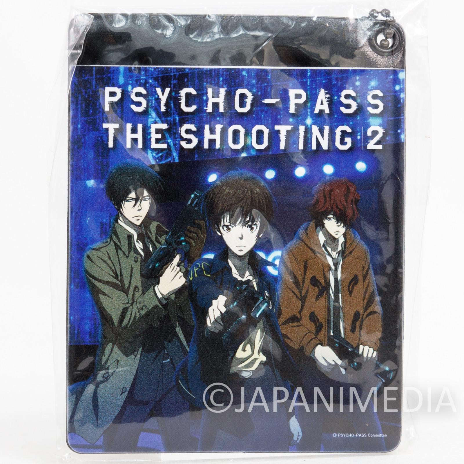 Psycho-Pass Akane Tsunemori Pass Card Holder Case JAPAN ANIME MANGA