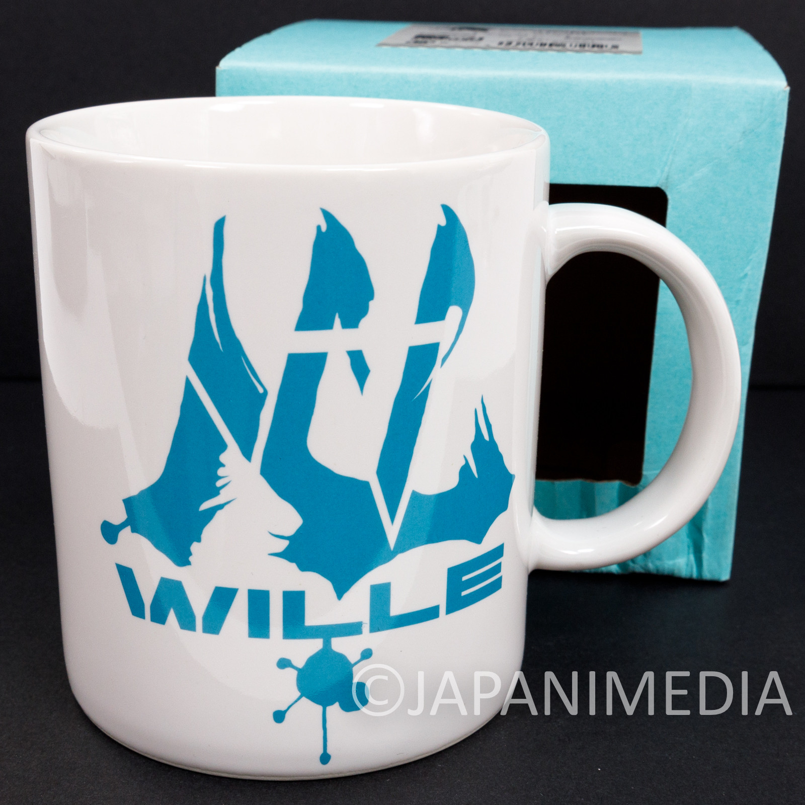 Evangelion WILLE Logo Mark Mug JAPAN ANIME MANGA