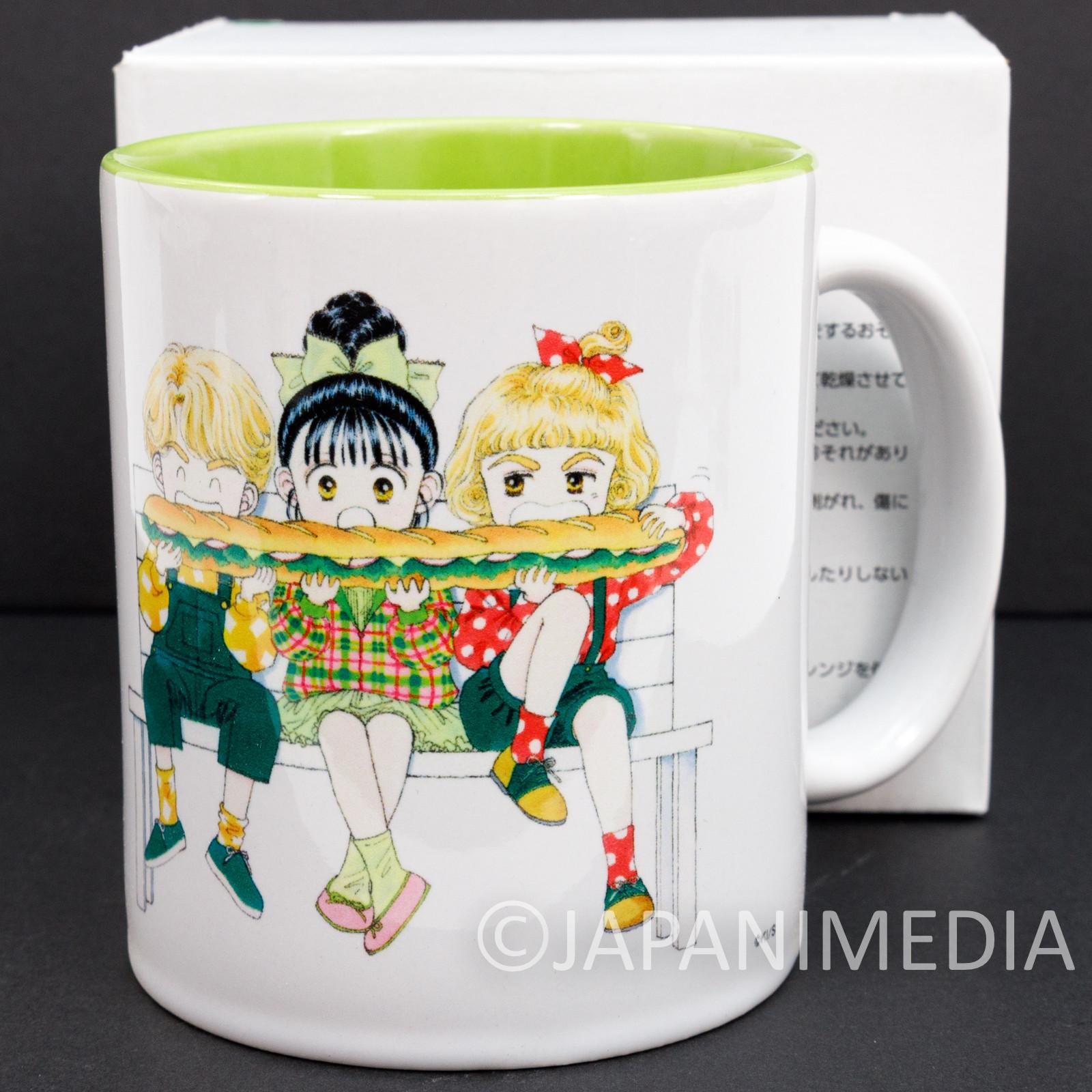 Tokimeki Tonight Mug Ribon Exhibition Limited JAPAN