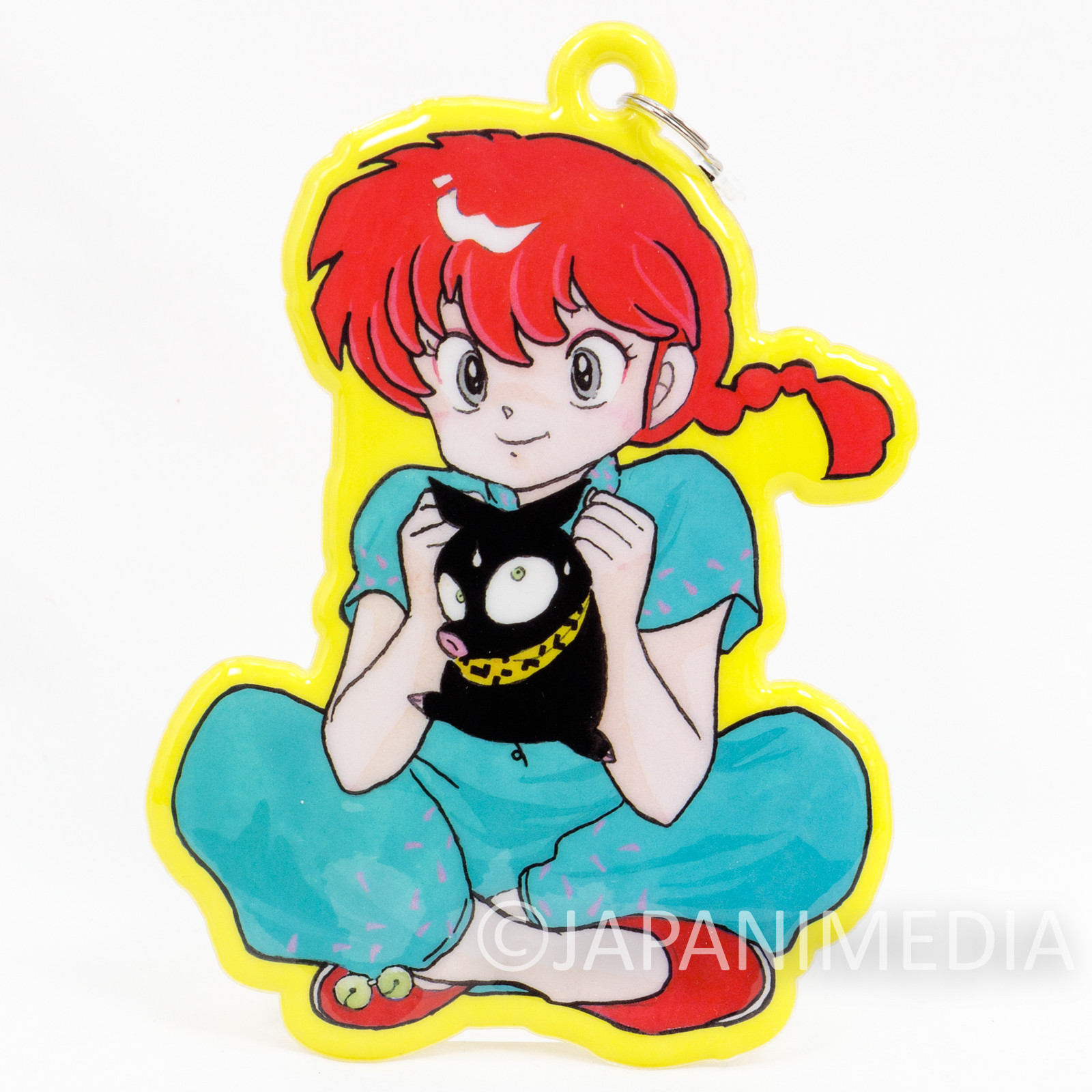 Ranma 1/2 Ranma Saotome Pass Card Holder Case JAPAN ANIME MANGA