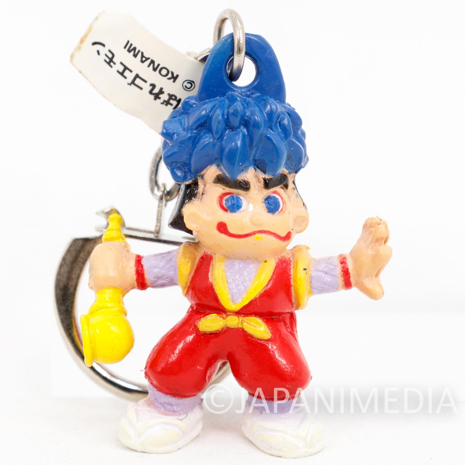 Ganbare Goemon Figure Keychain JAPAN GAME KONAMI