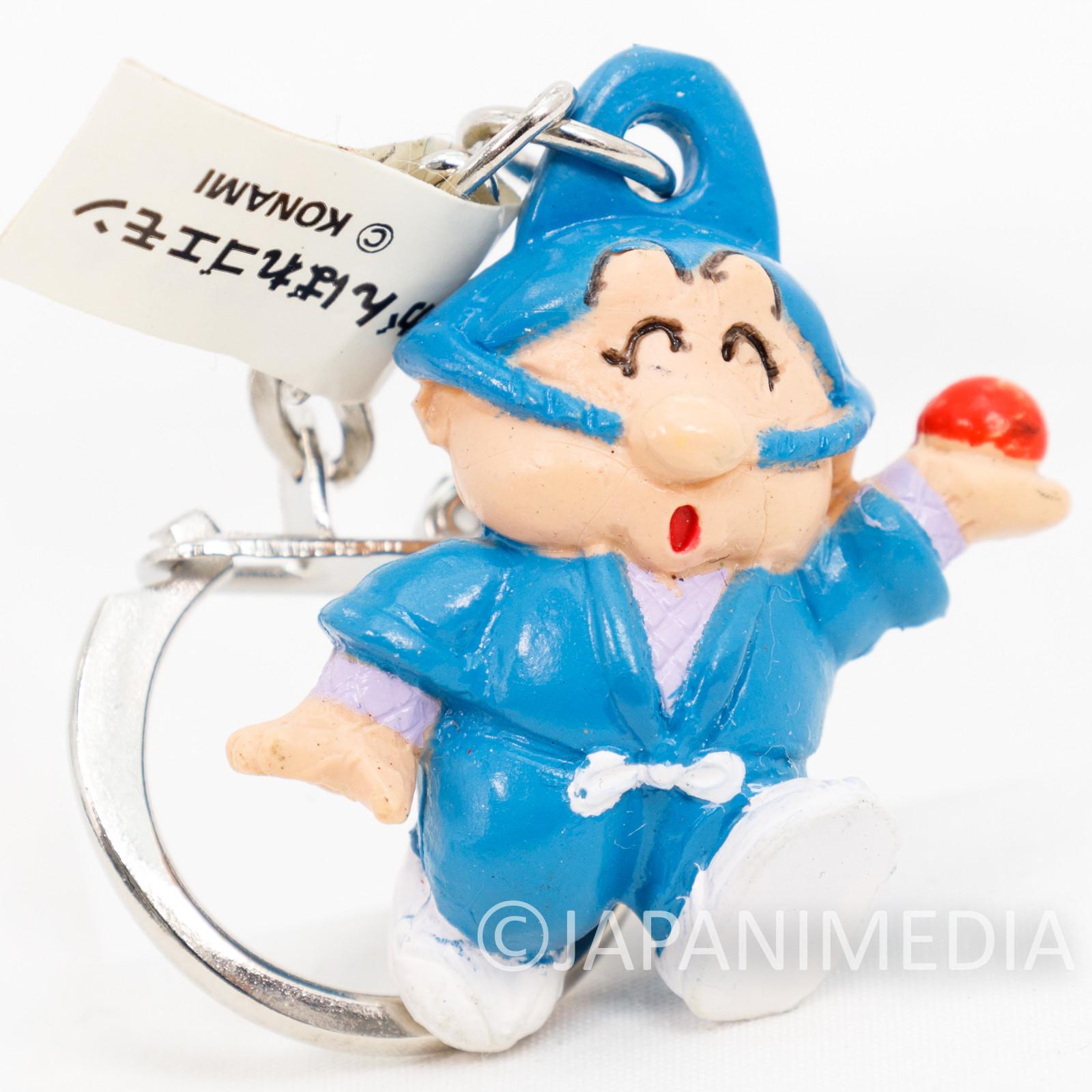 Ganbare Goemon Ebisumaru Figure Keychain JAPAN GAME KONAMI