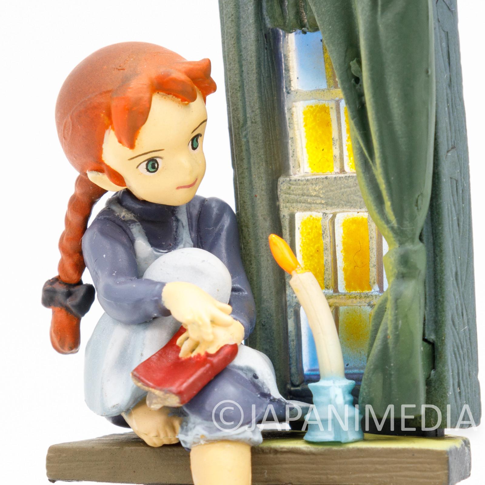 Anne of Green Gable Miniature Vignette Figure World Masterpiece Theater JAPAN 2