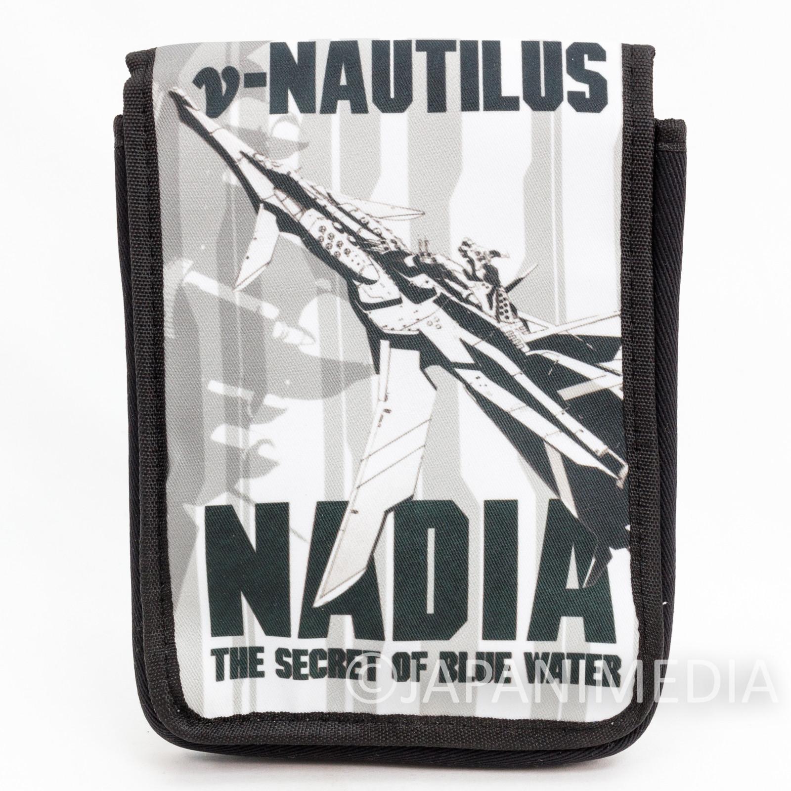Nadia The Secret of Blue Water ν-Nautilus Scissor Bag GAINAX JAPAN
