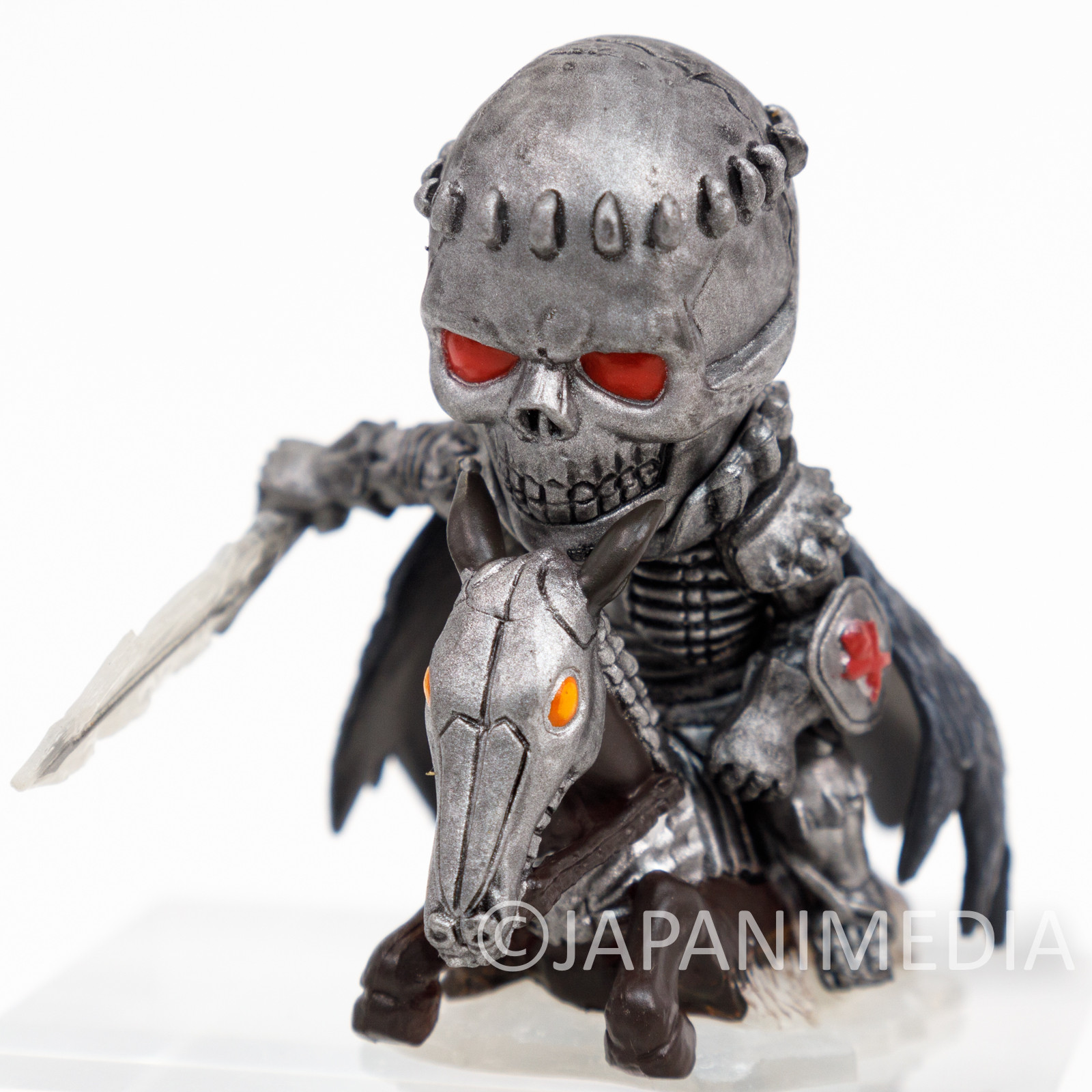 Berserk Skull Skeleton Knight Figure Collection JAPAN ANIME MANGA
