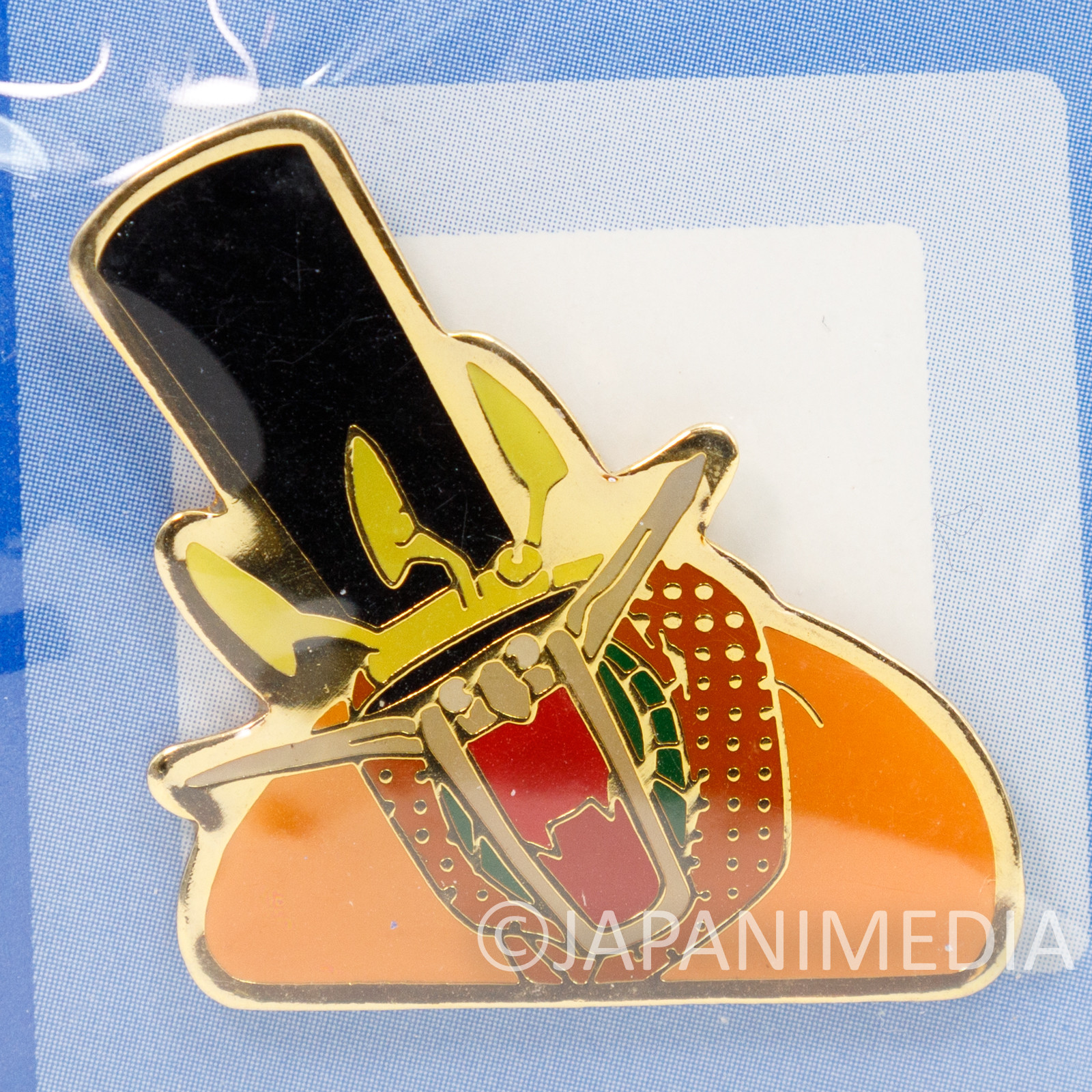 D.Gray-man The Earl of Millennium Metal Pins JAPAN ANIME MANGA