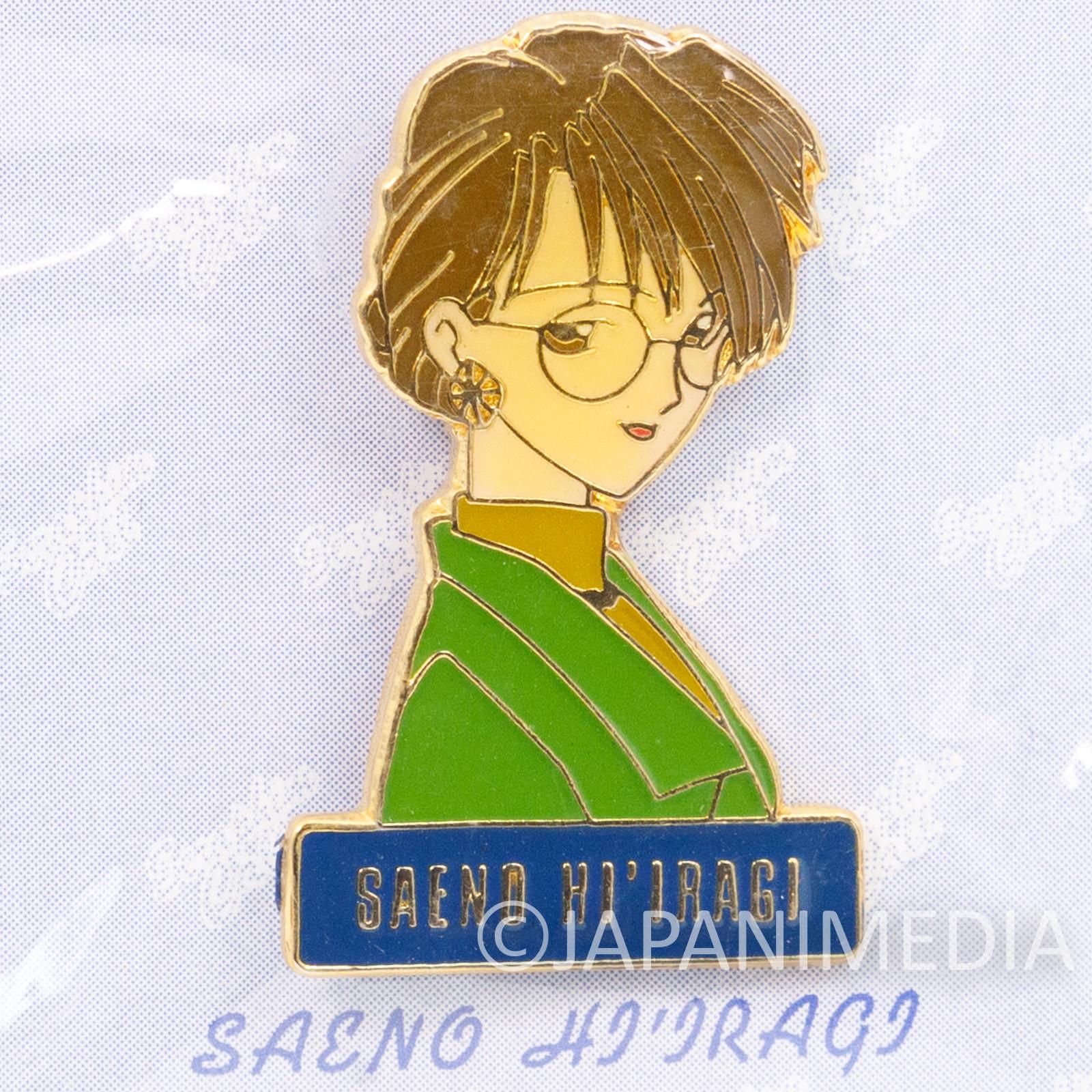 Seraphim Call Metal Pins Saeno Hiiragi Media Works JAPAN ANIME