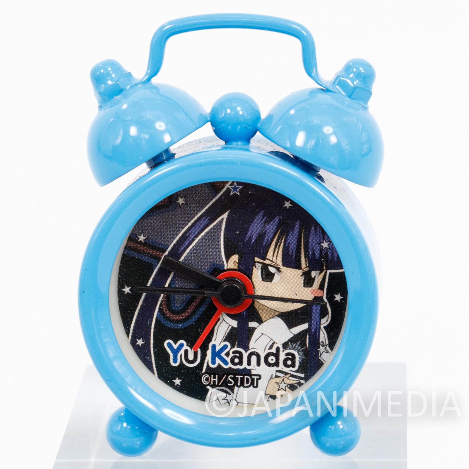 D.Gray-man Yu Kanda Small Alarm Clock Movic JAPAN ANIME